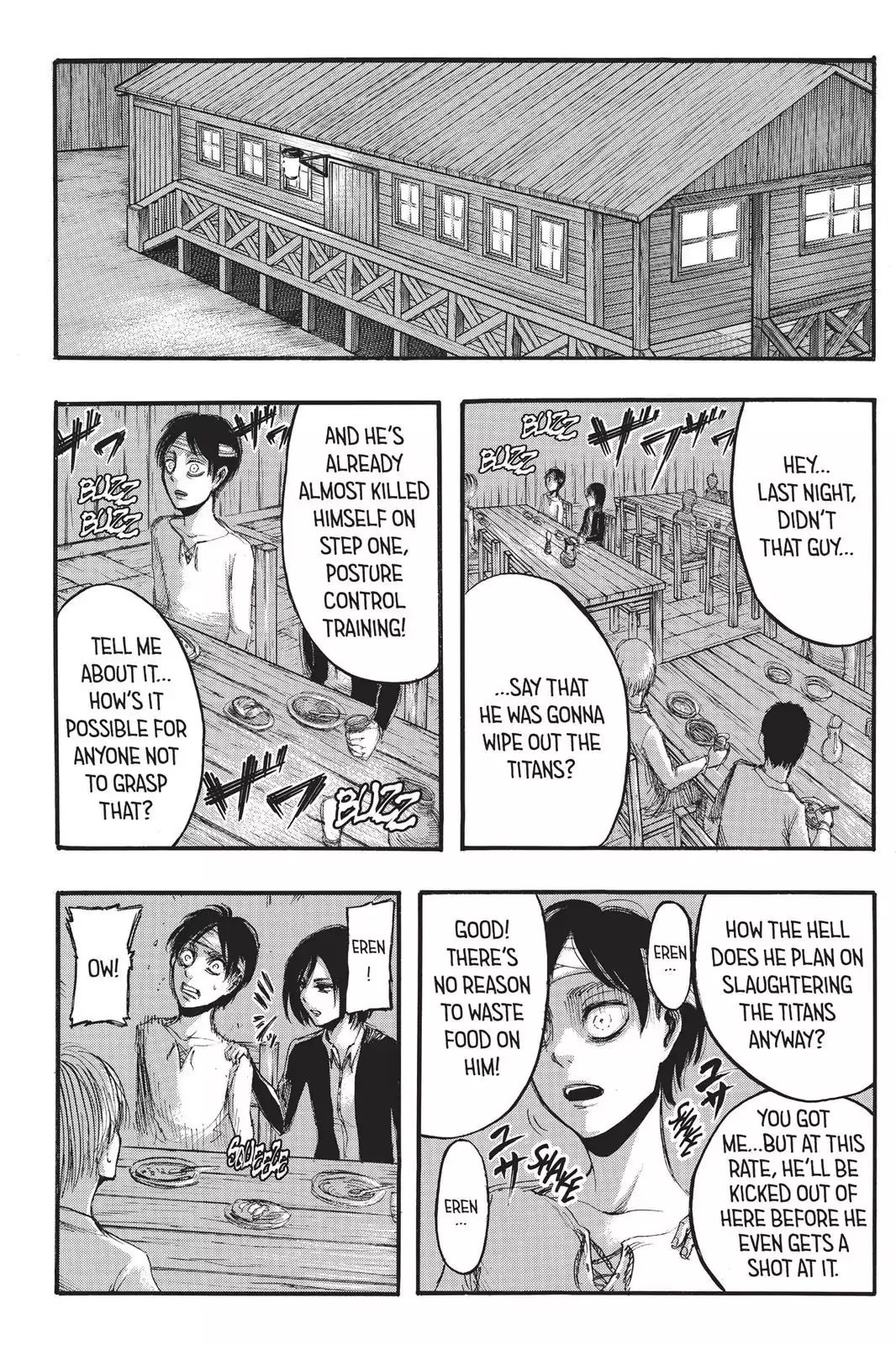 Attack on Titan Chapter 16  Online Free Manga Read Image 4