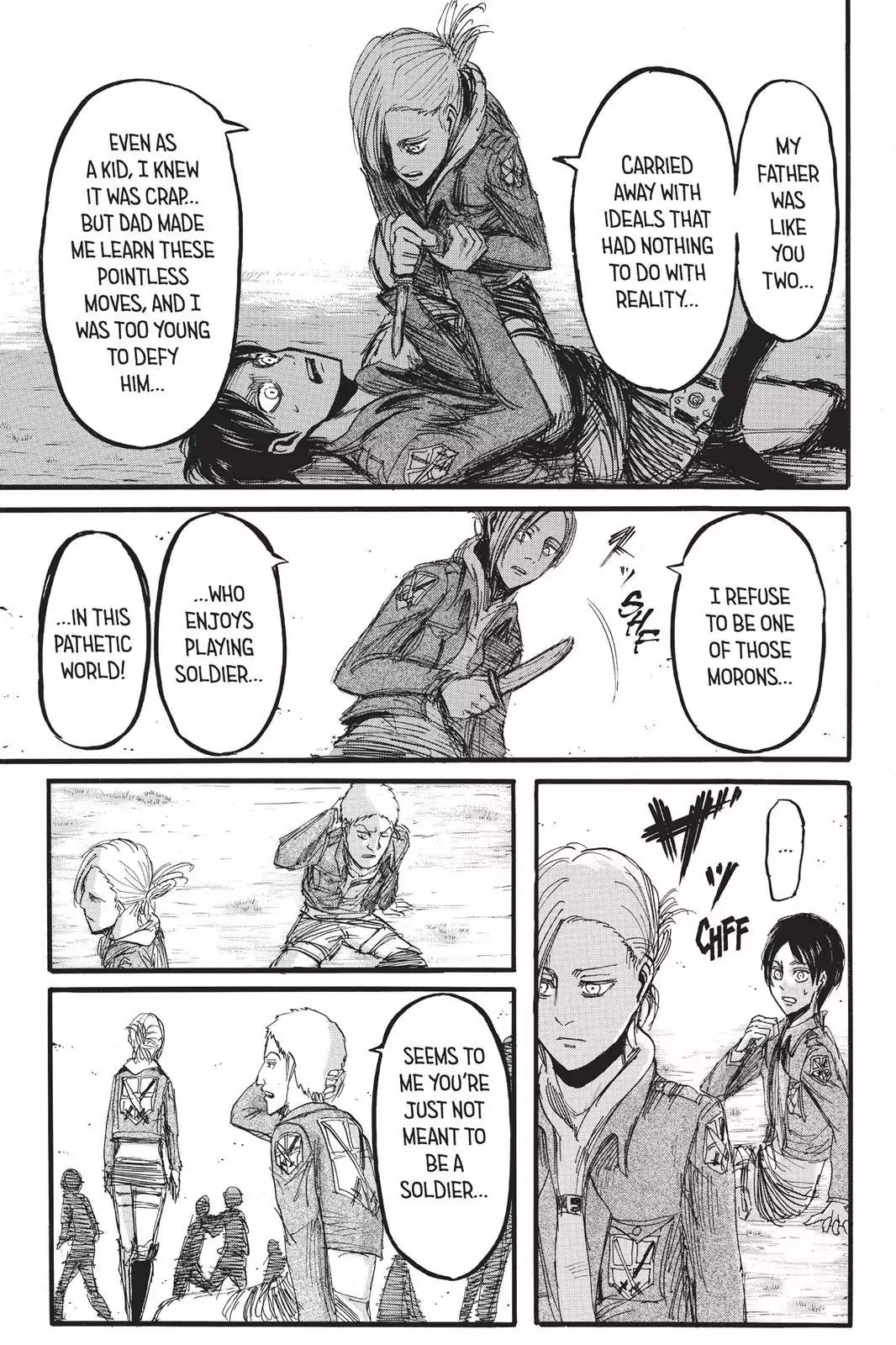 Attack on Titan Chapter 17  Online Free Manga Read Image 19