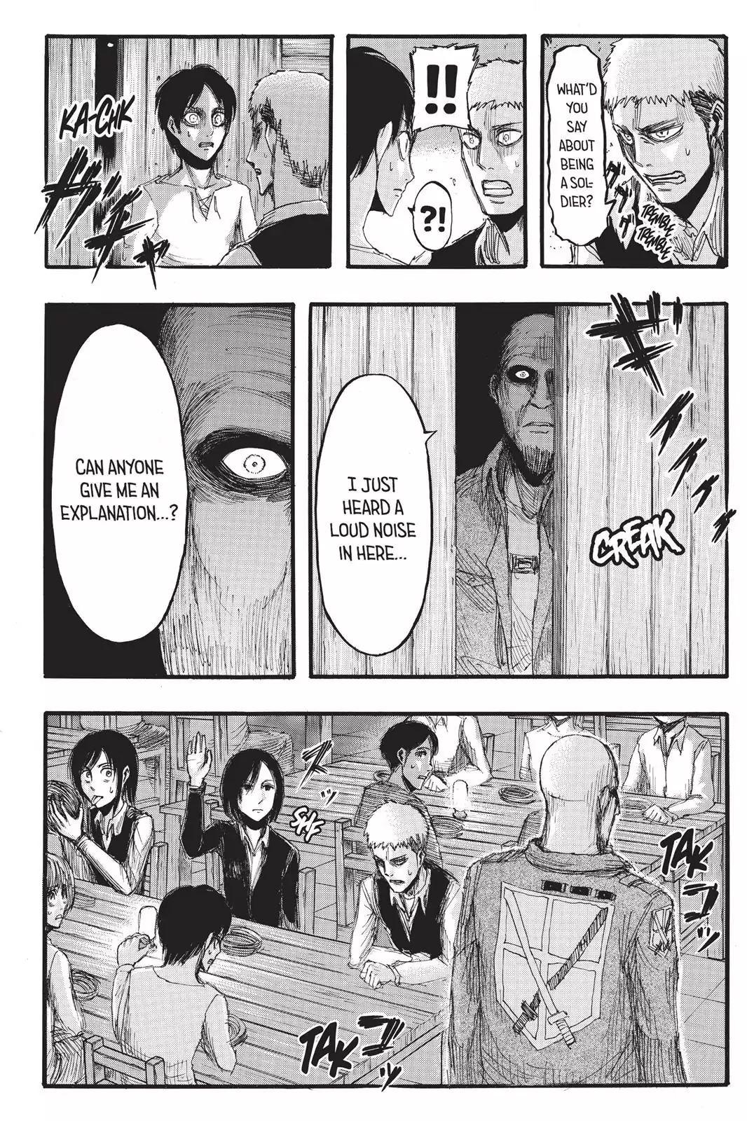 Attack on Titan Chapter 17  Online Free Manga Read Image 28