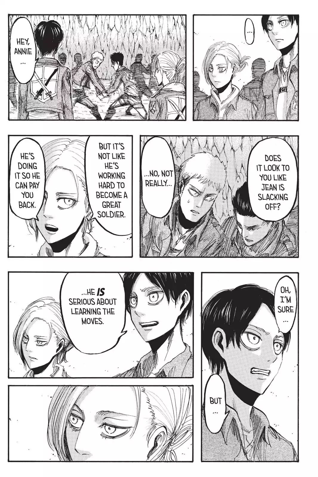 Attack on Titan Chapter 17  Online Free Manga Read Image 31