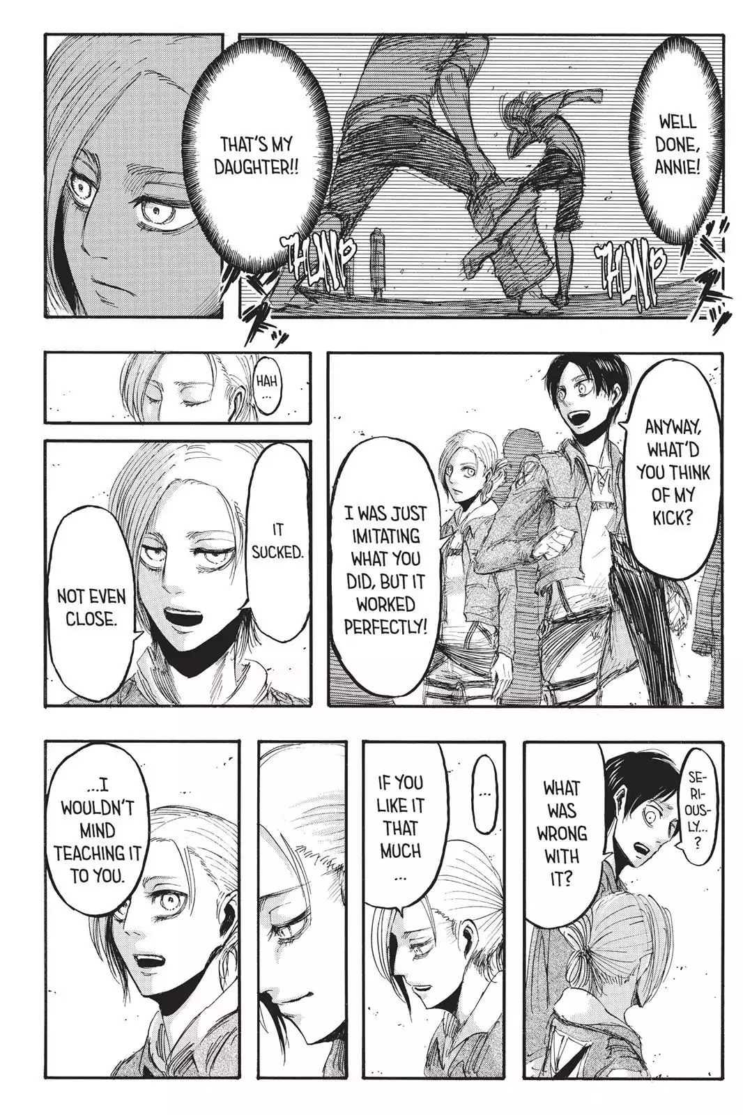 Attack on Titan Chapter 17  Online Free Manga Read Image 32