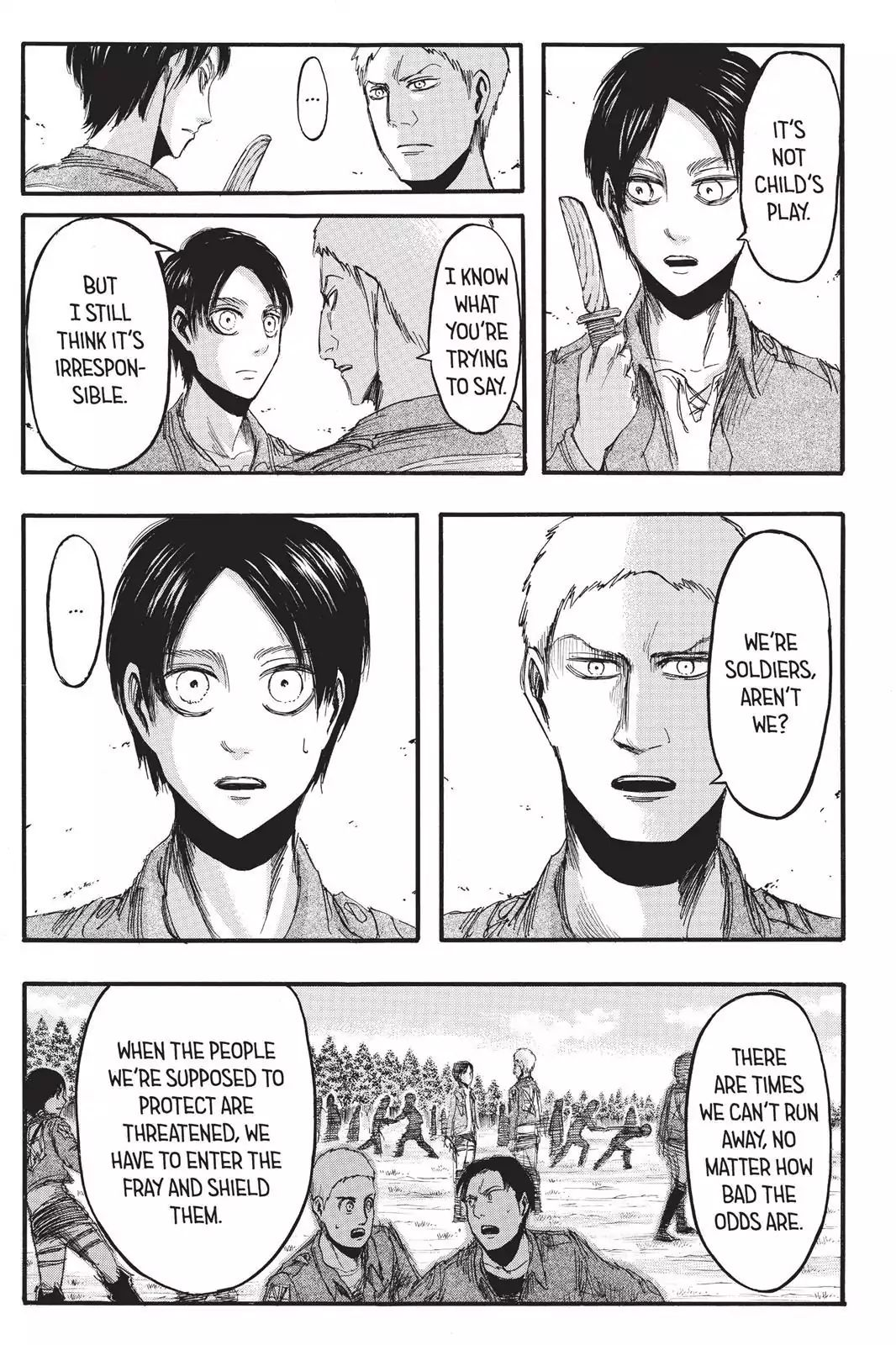 Attack on Titan Chapter 17  Online Free Manga Read Image 5