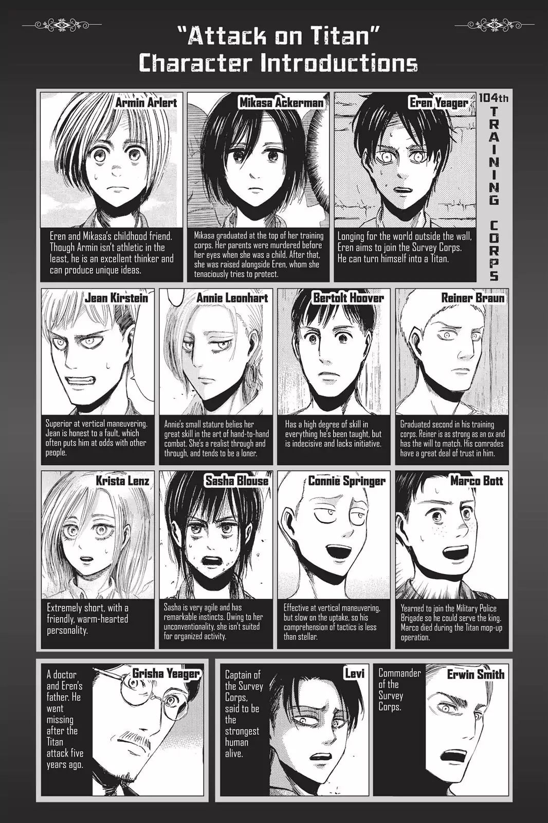 Attack on Titan Chapter 18.1  Online Free Manga Read Image 3
