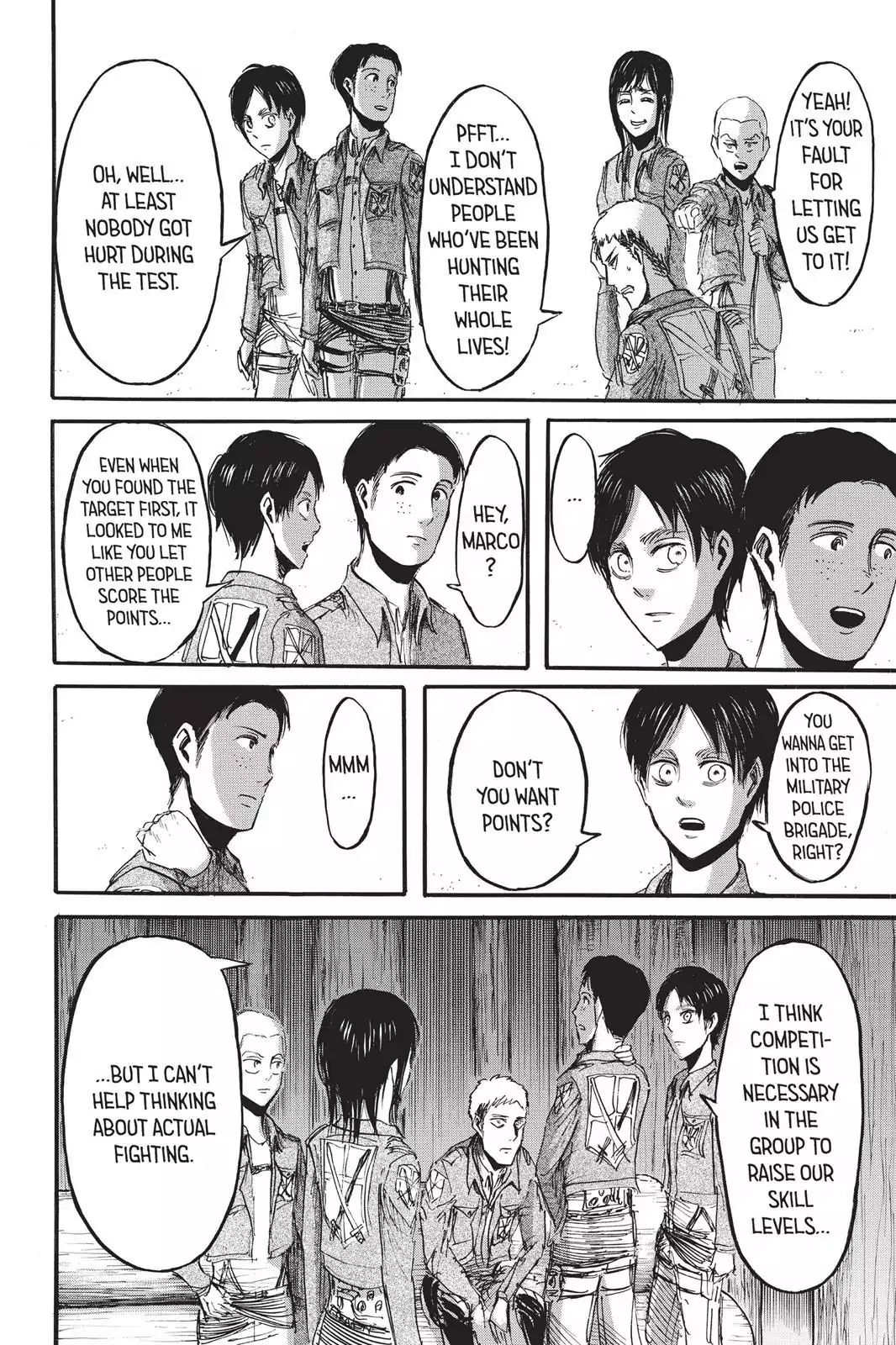 Attack on Titan Chapter 18  Online Free Manga Read Image 12