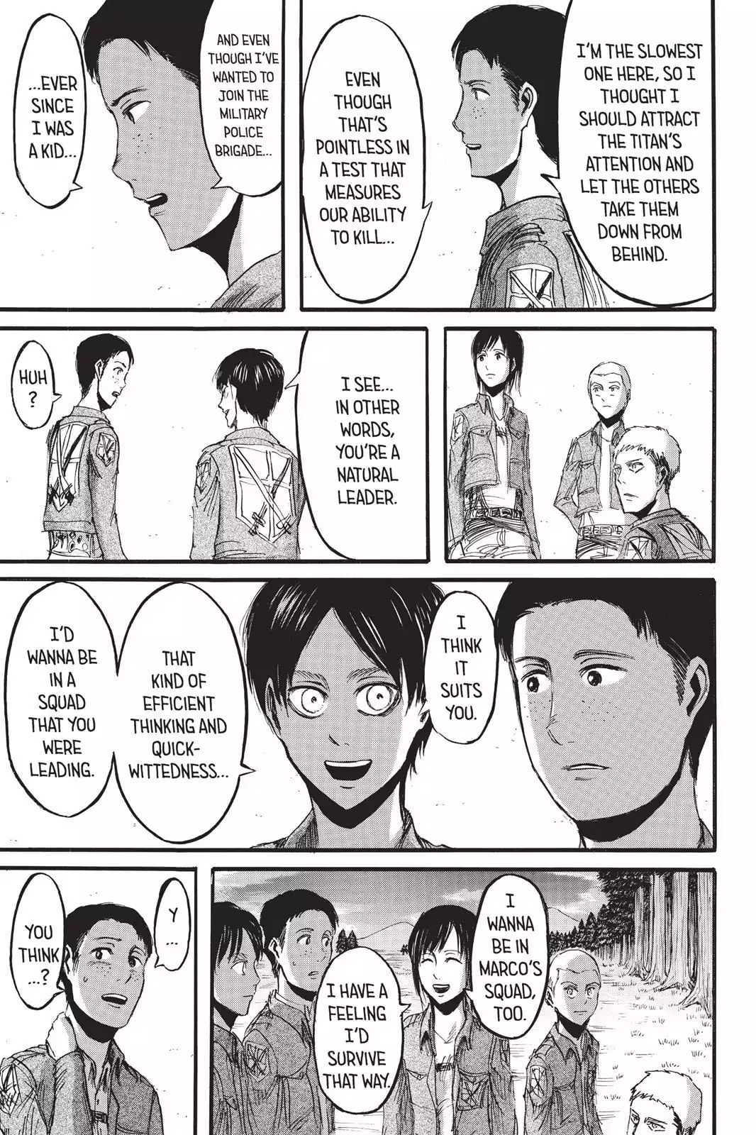 Attack on Titan Chapter 18  Online Free Manga Read Image 13