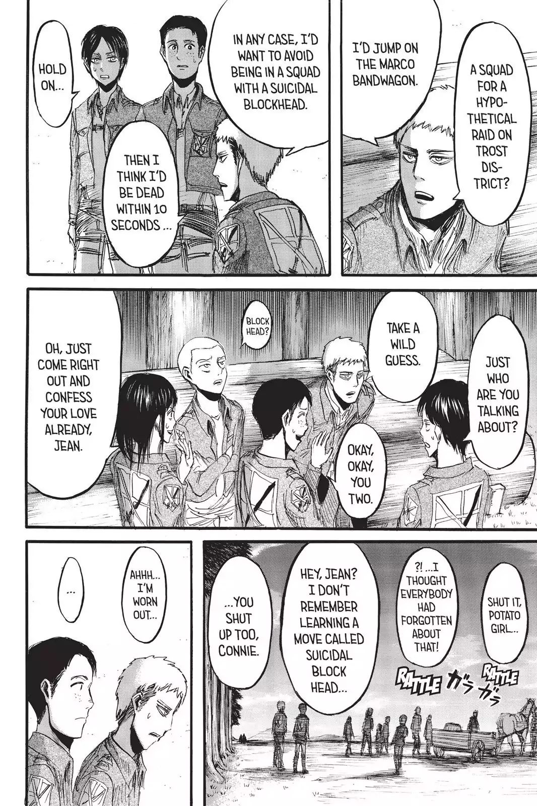 Attack on Titan Chapter 18  Online Free Manga Read Image 14