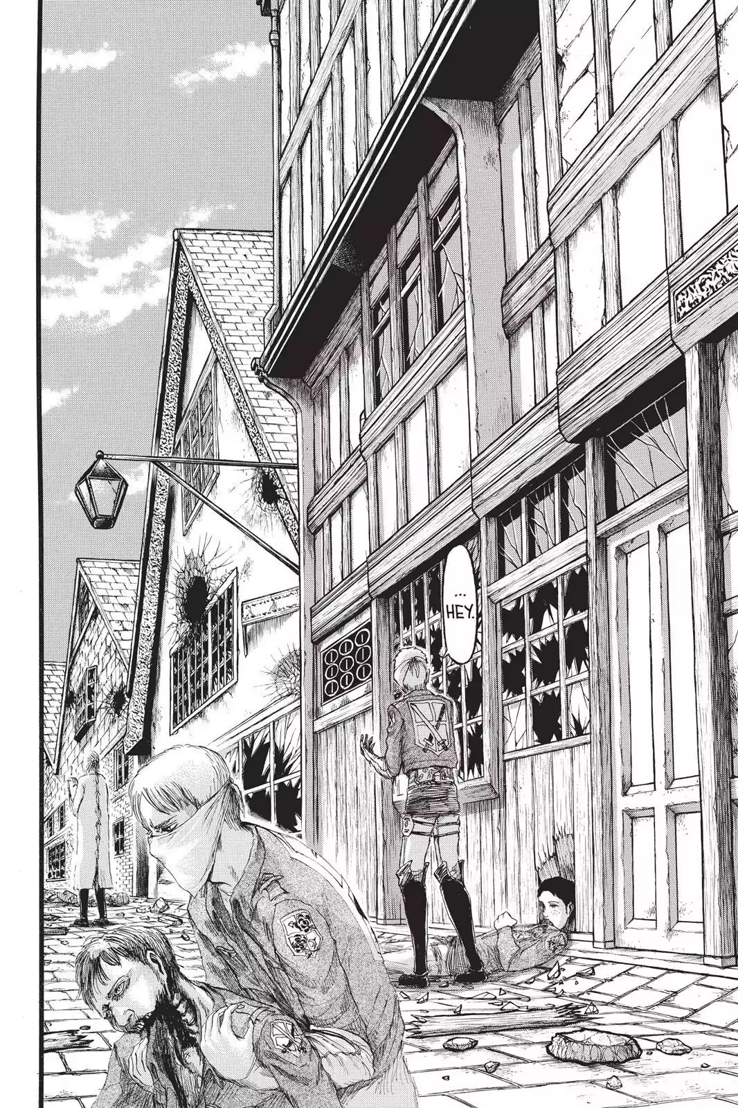 Attack on Titan Chapter 18  Online Free Manga Read Image 16