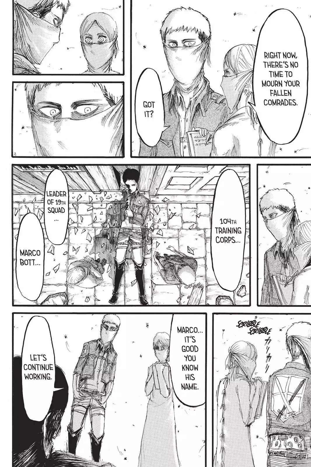 Attack on Titan Chapter 18  Online Free Manga Read Image 20