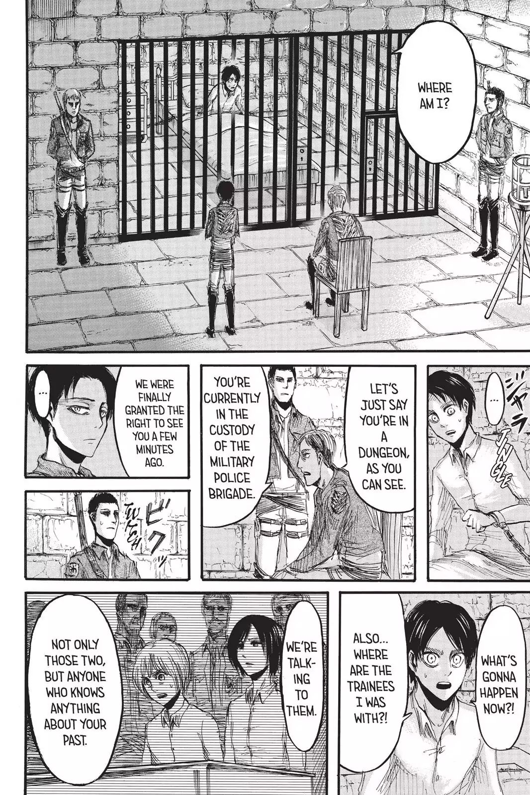 Attack on Titan Chapter 18  Online Free Manga Read Image 34