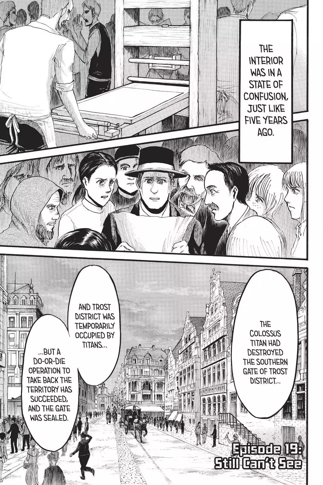 Attack on Titan Chapter 19  Online Free Manga Read Image 1