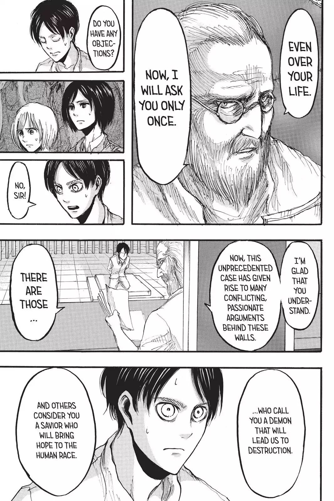Attack on Titan Chapter 19  Online Free Manga Read Image 13