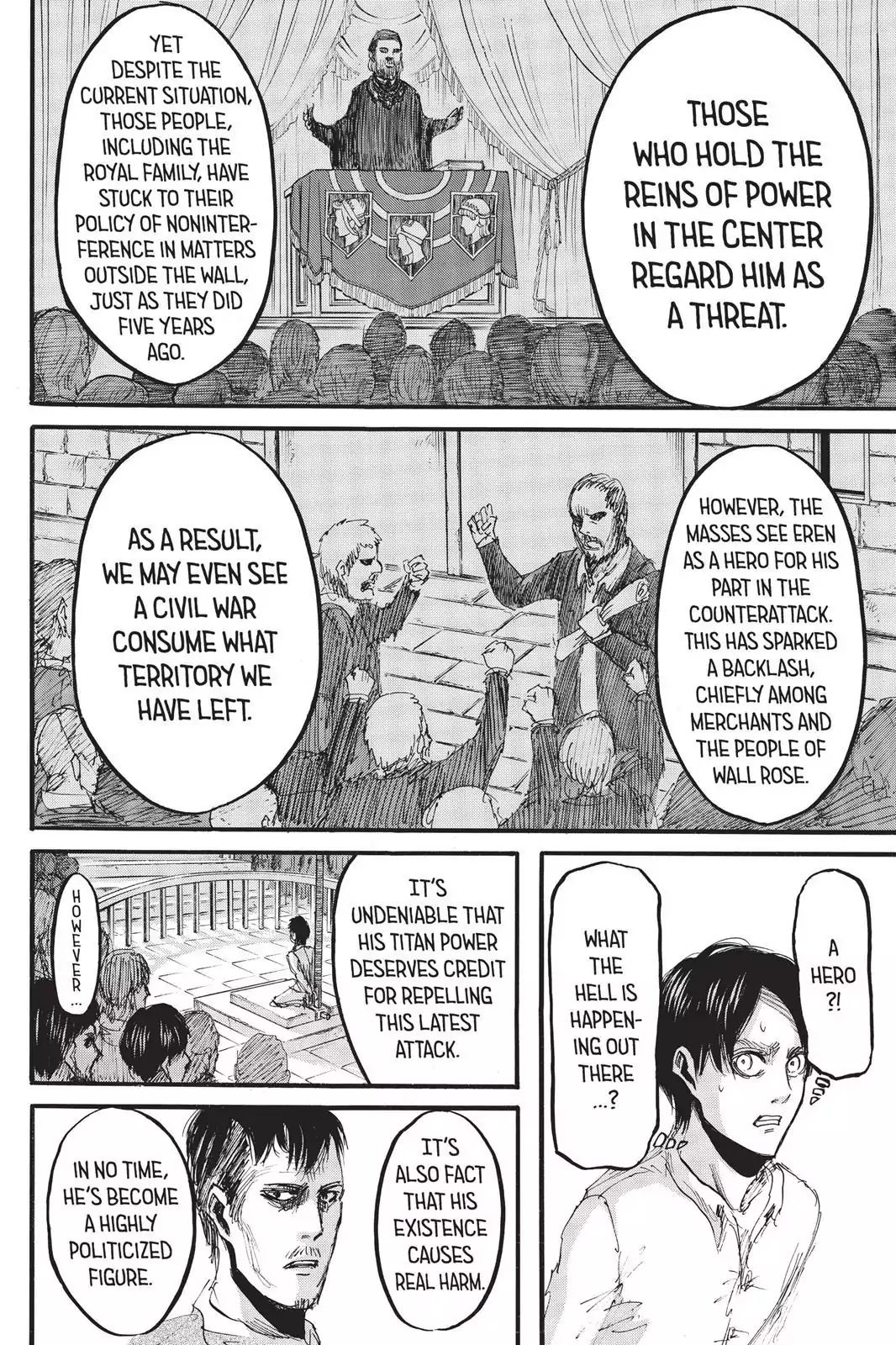 Attack on Titan Chapter 19  Online Free Manga Read Image 16