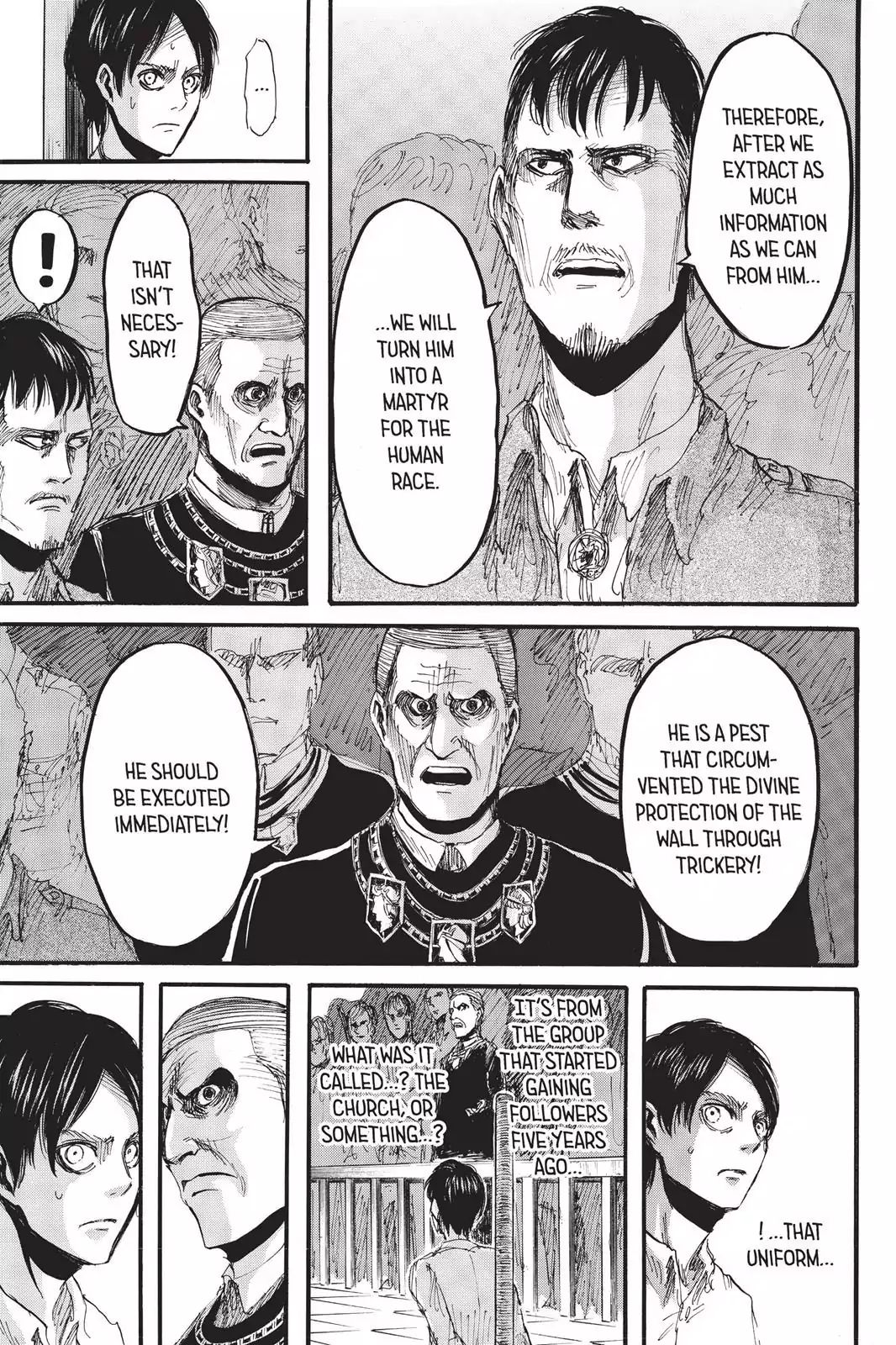 Attack on Titan Chapter 19  Online Free Manga Read Image 17