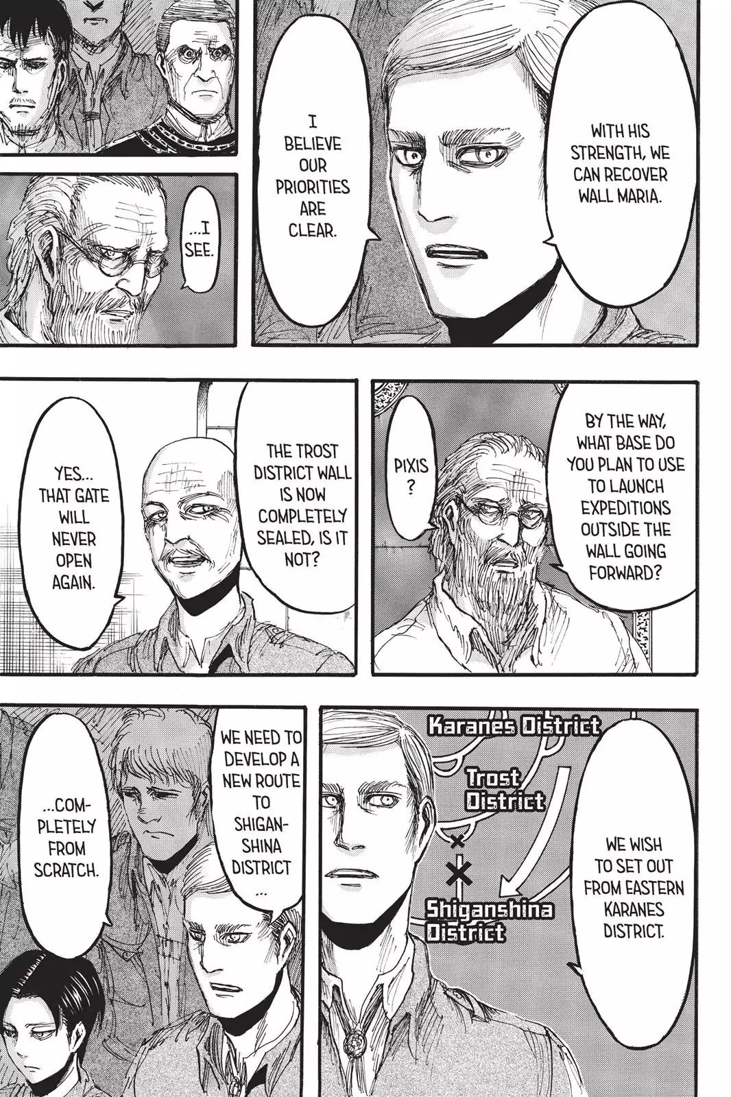 Attack on Titan Chapter 19  Online Free Manga Read Image 19
