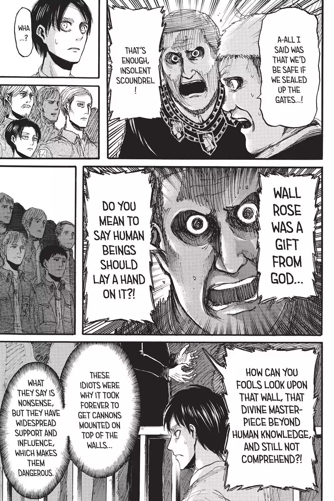 Attack on Titan Chapter 19  Online Free Manga Read Image 21