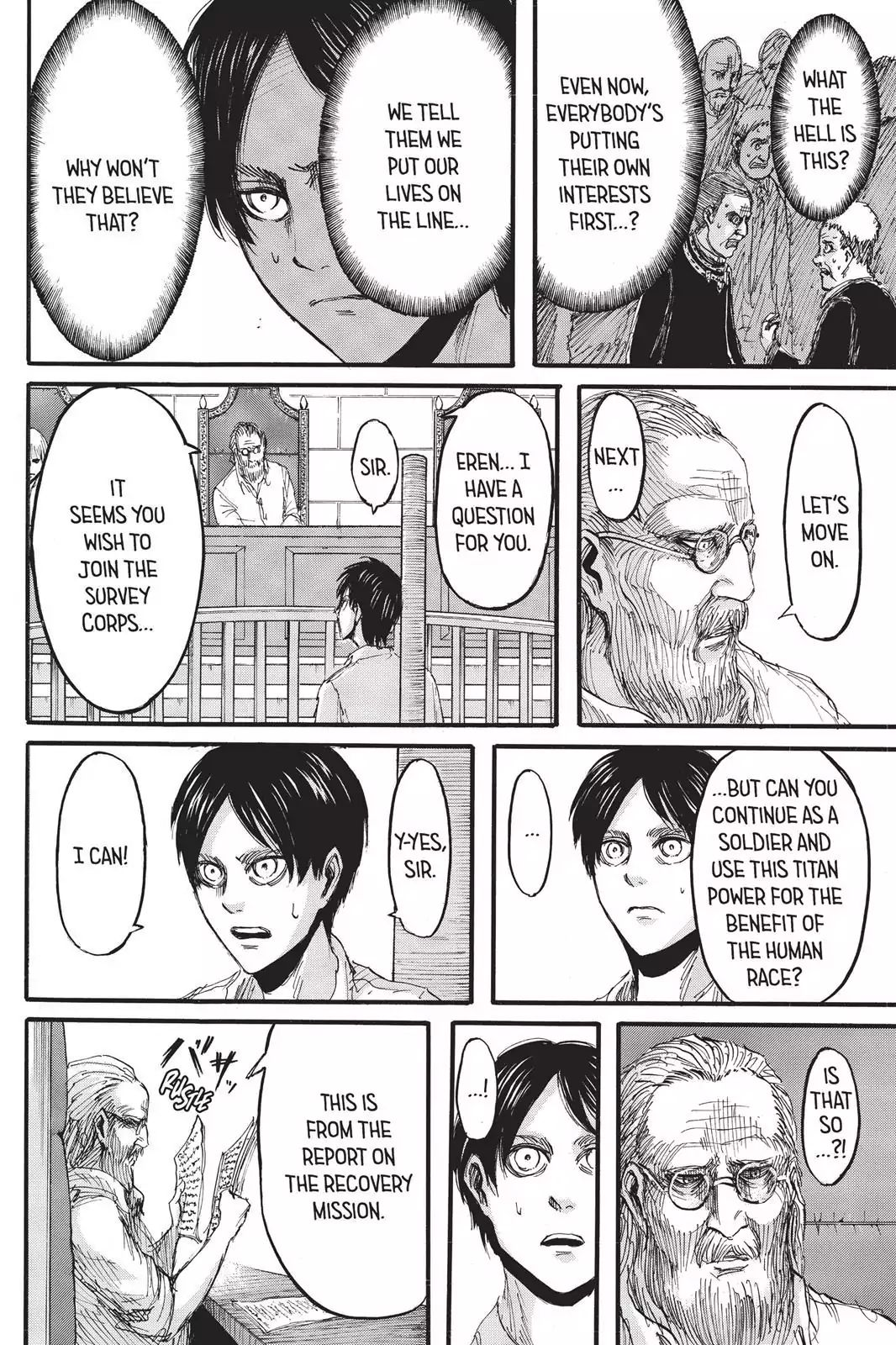 Attack on Titan Chapter 19  Online Free Manga Read Image 22