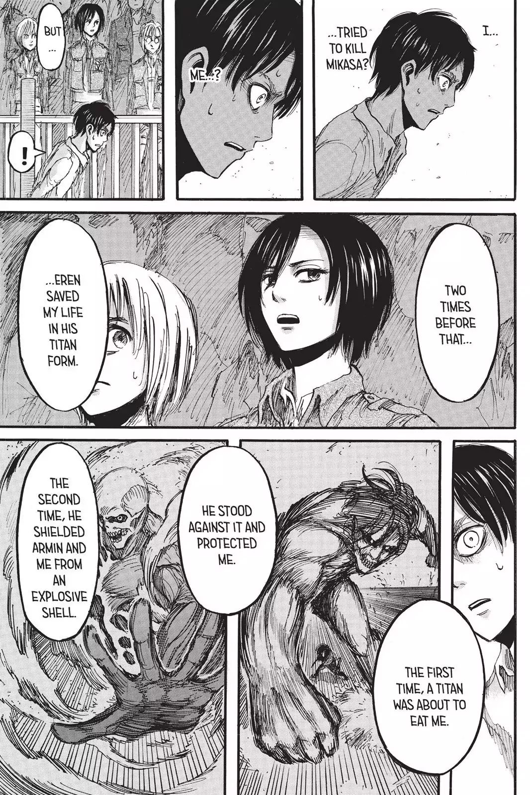 Attack on Titan Chapter 19  Online Free Manga Read Image 25
