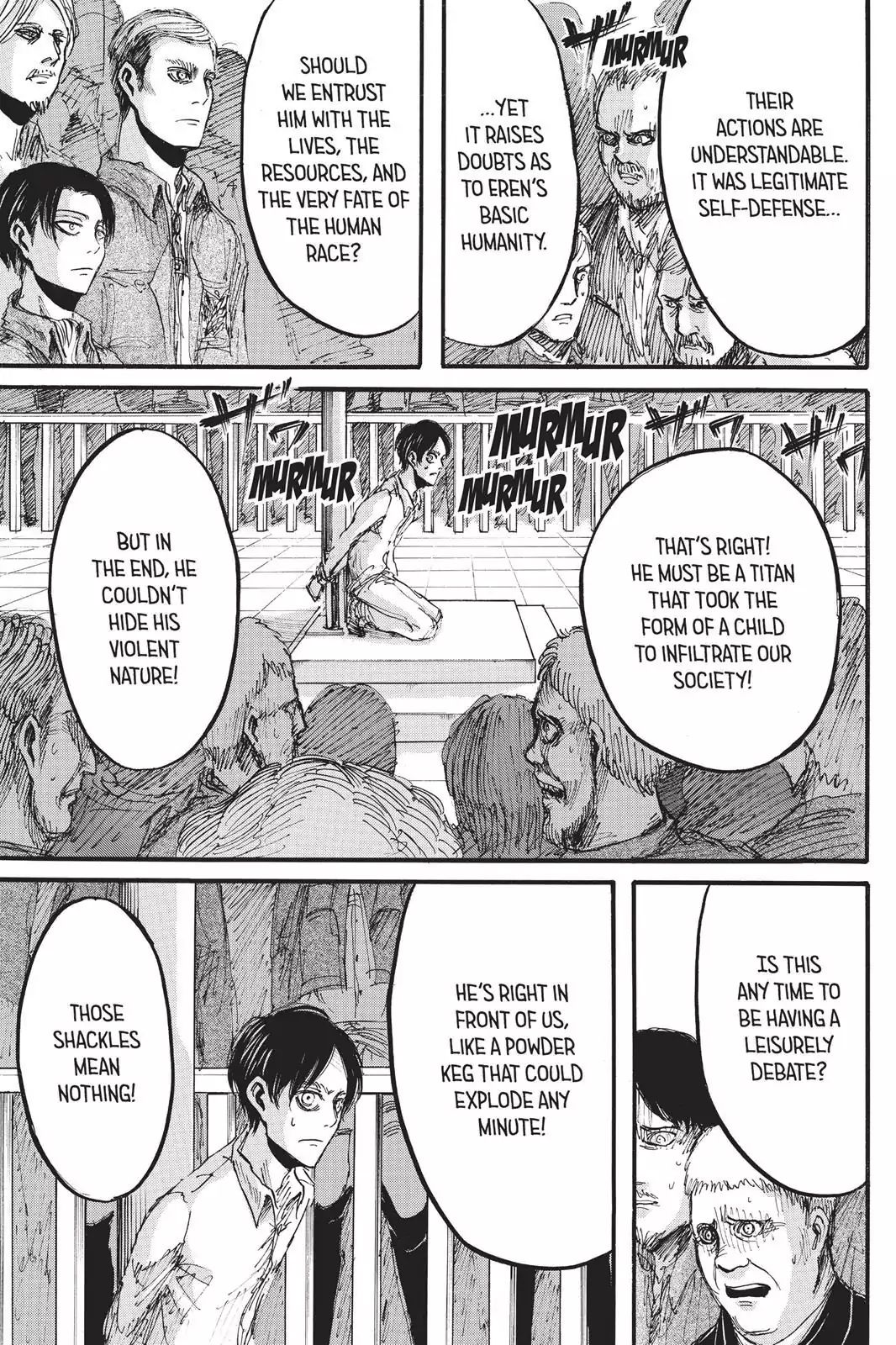 Attack on Titan Chapter 19  Online Free Manga Read Image 27