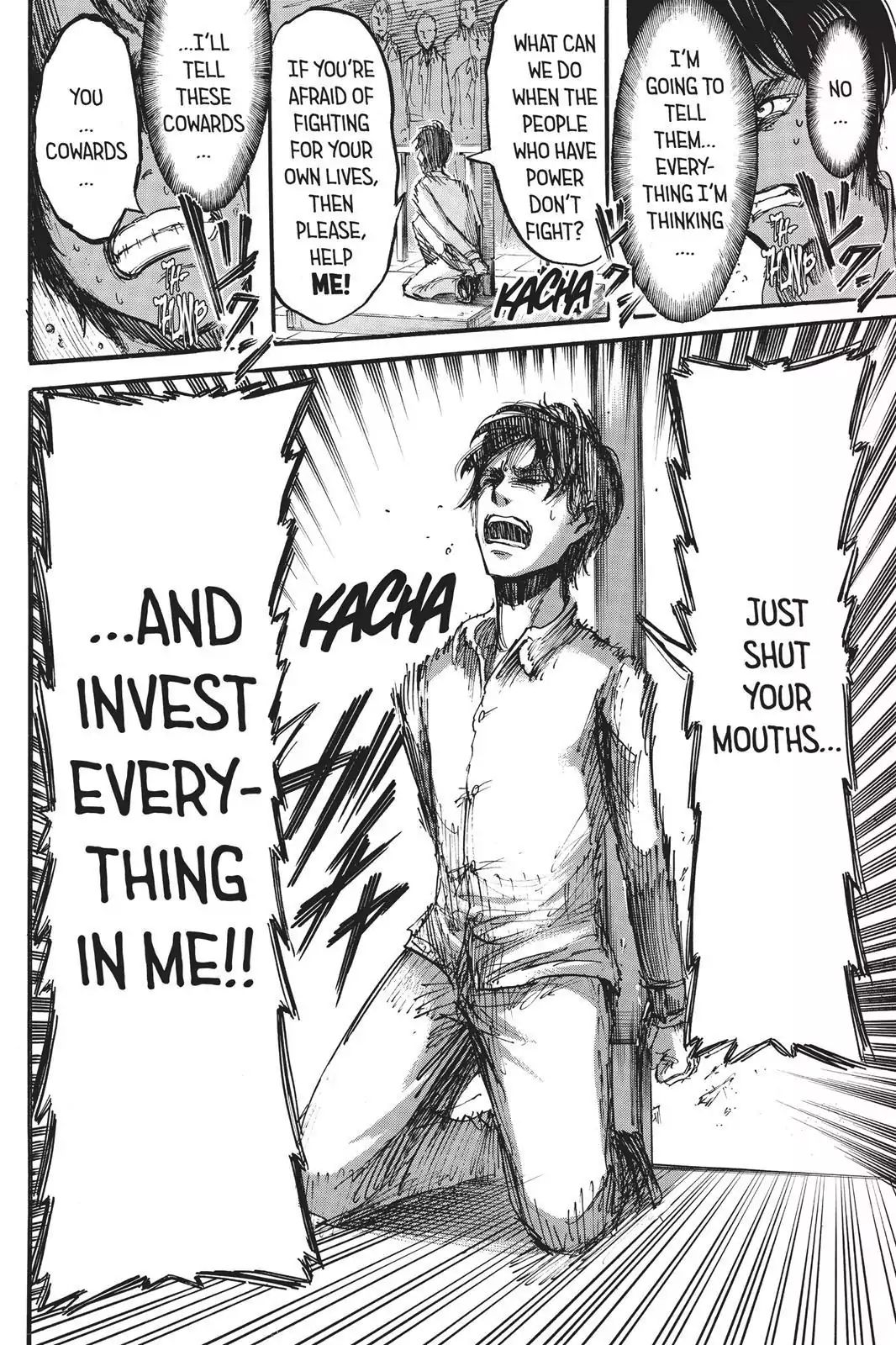 Attack on Titan Chapter 19  Online Free Manga Read Image 30
