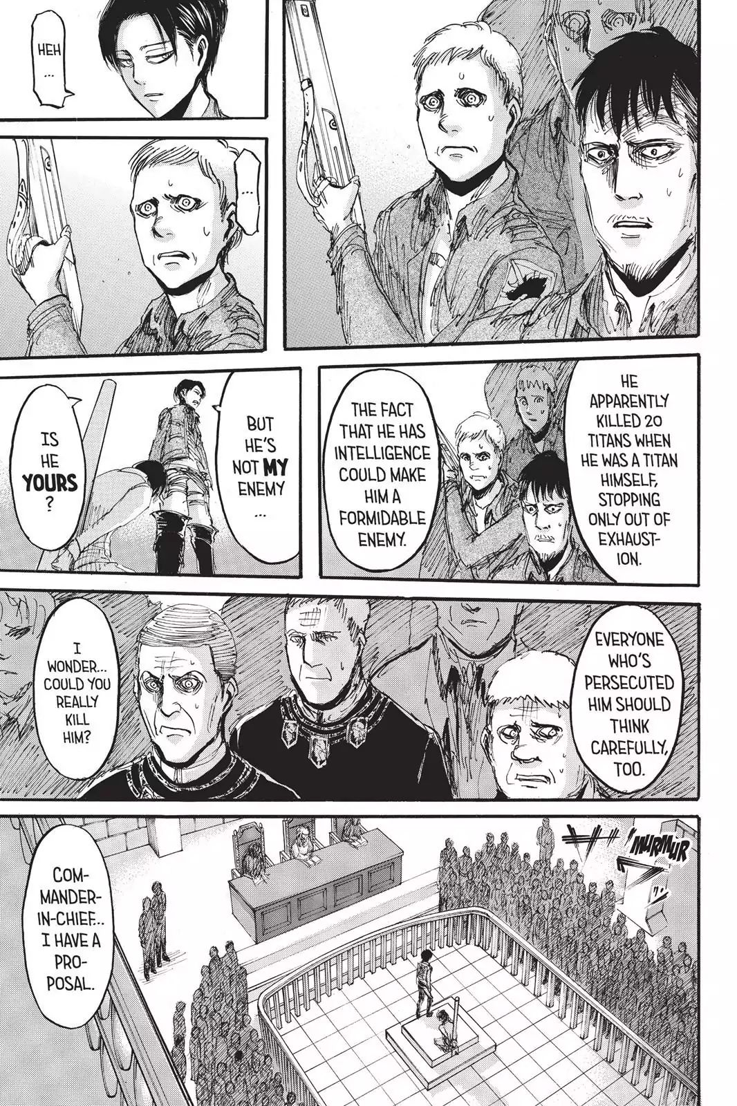 Attack on Titan Chapter 19  Online Free Manga Read Image 39