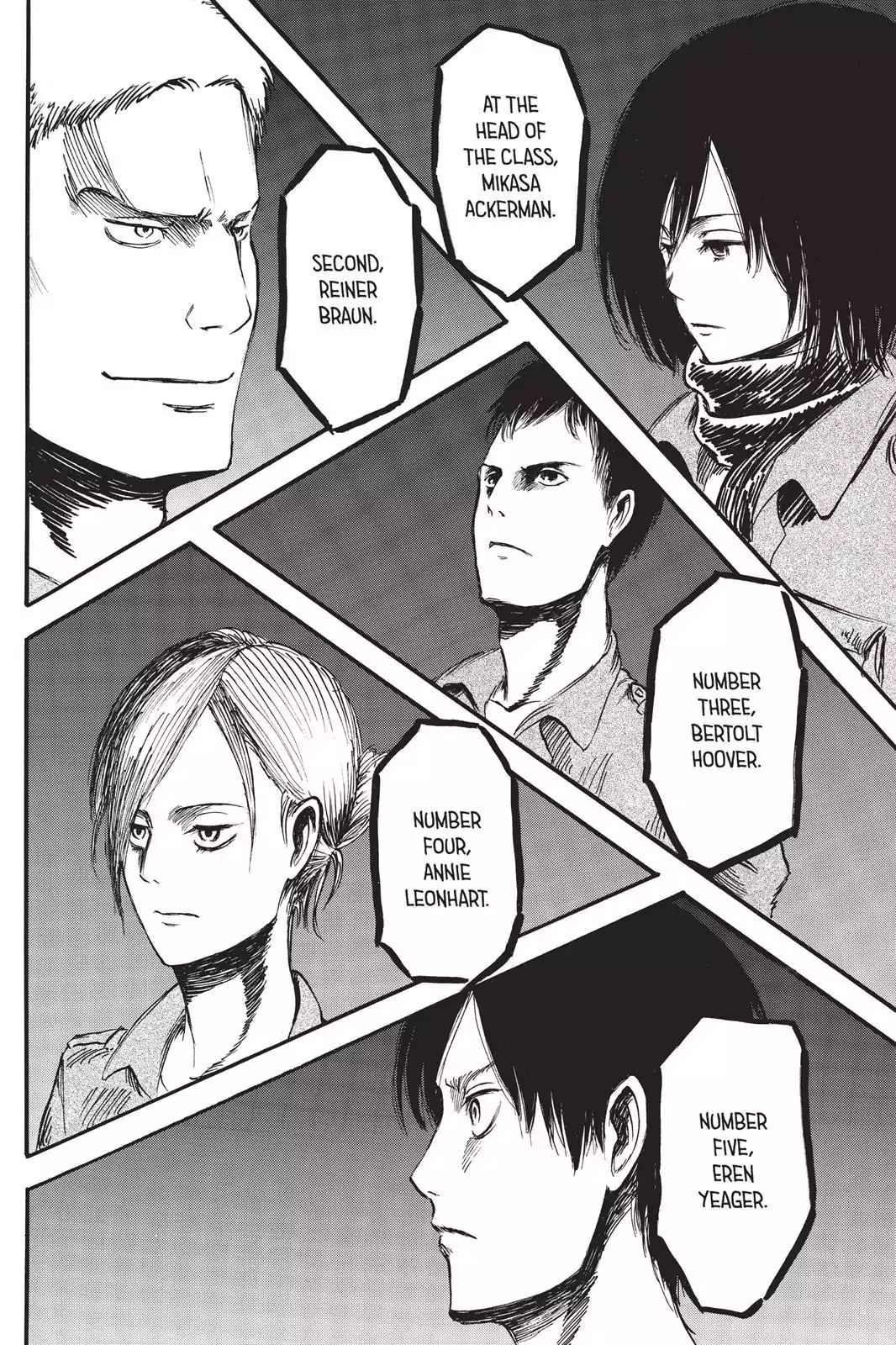 Attack on Titan Chapter 2  Online Free Manga Read Image 37
