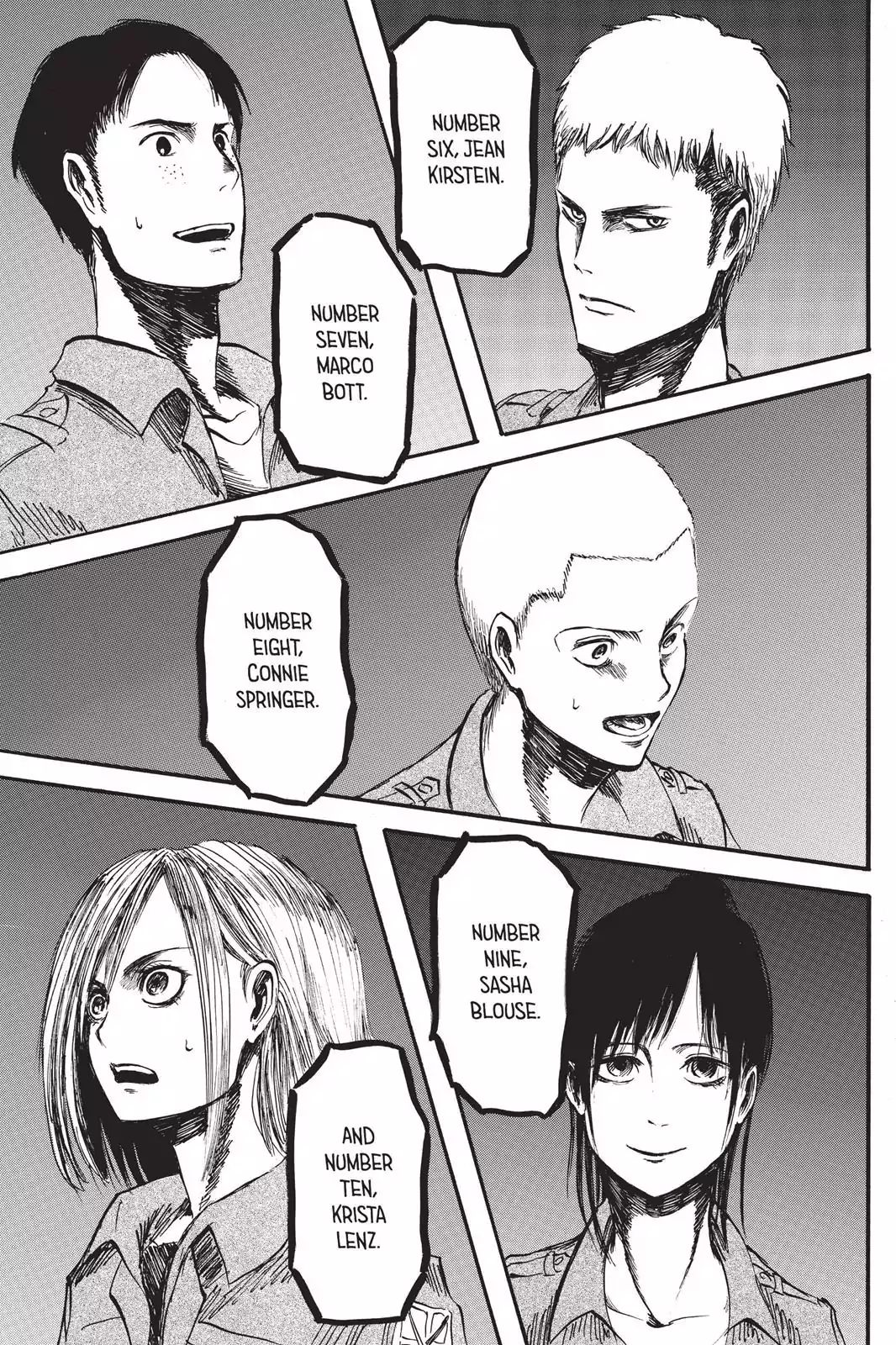Attack on Titan Chapter 2  Online Free Manga Read Image 38