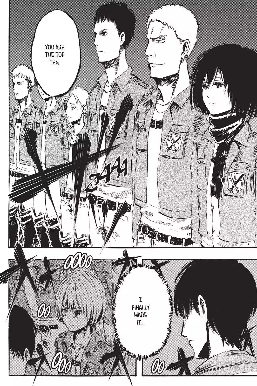 Attack on Titan Chapter 2  Online Free Manga Read Image 39