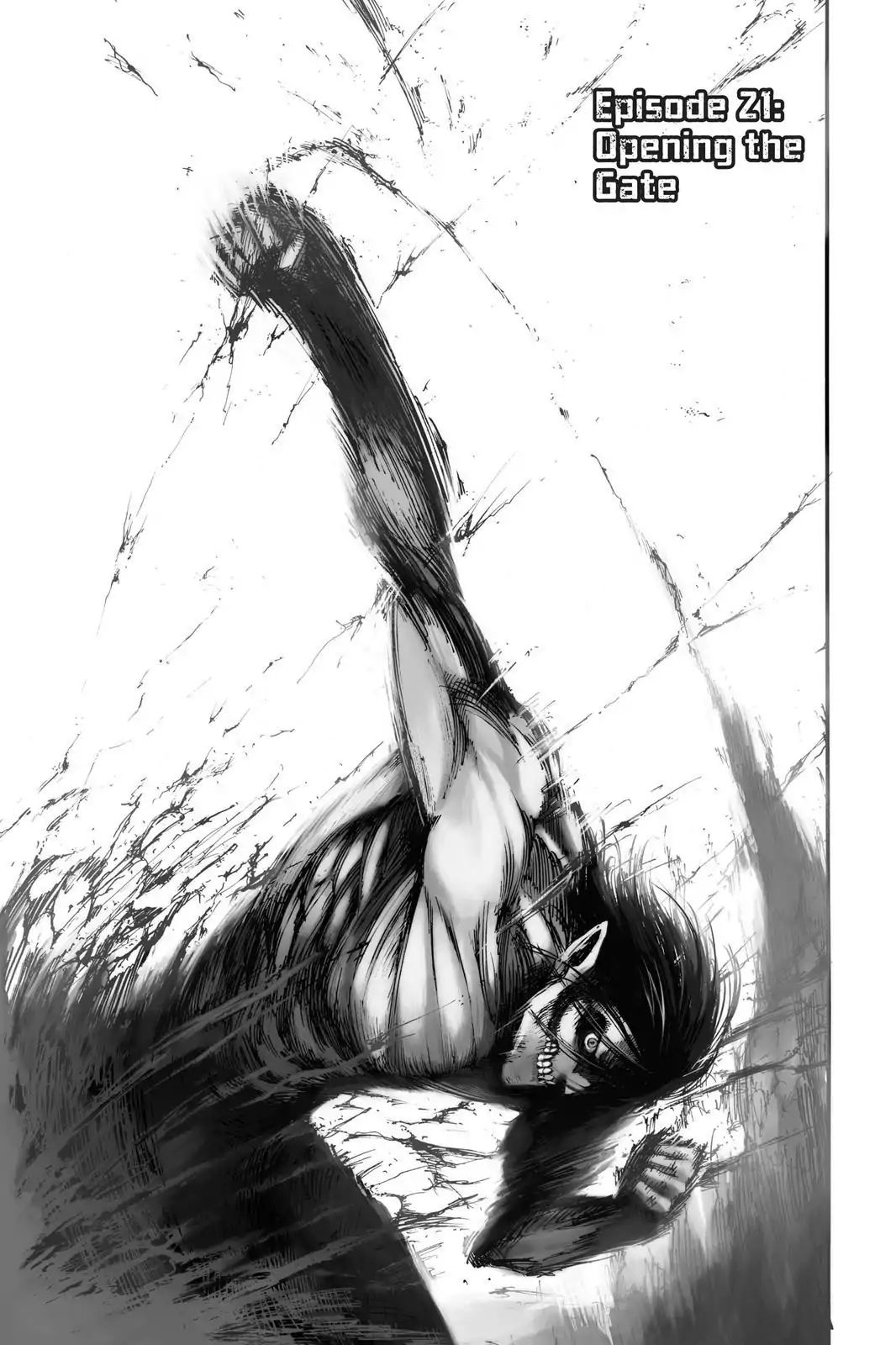 Attack on Titan Chapter 21  Online Free Manga Read Image 1