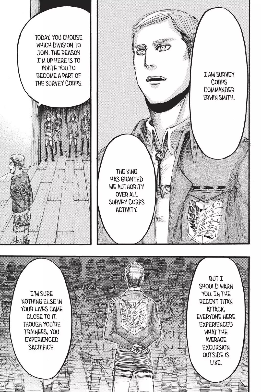 Attack on Titan Chapter 21  Online Free Manga Read Image 13
