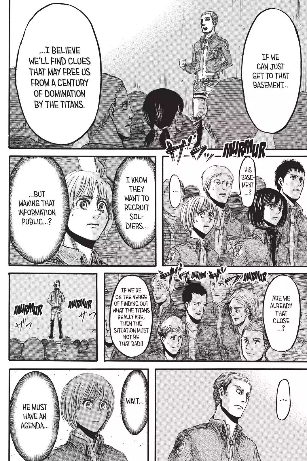 Attack on Titan Chapter 21  Online Free Manga Read Image 16