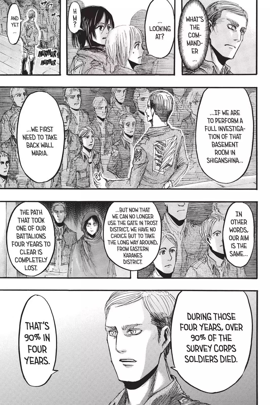 Attack on Titan Chapter 21  Online Free Manga Read Image 17