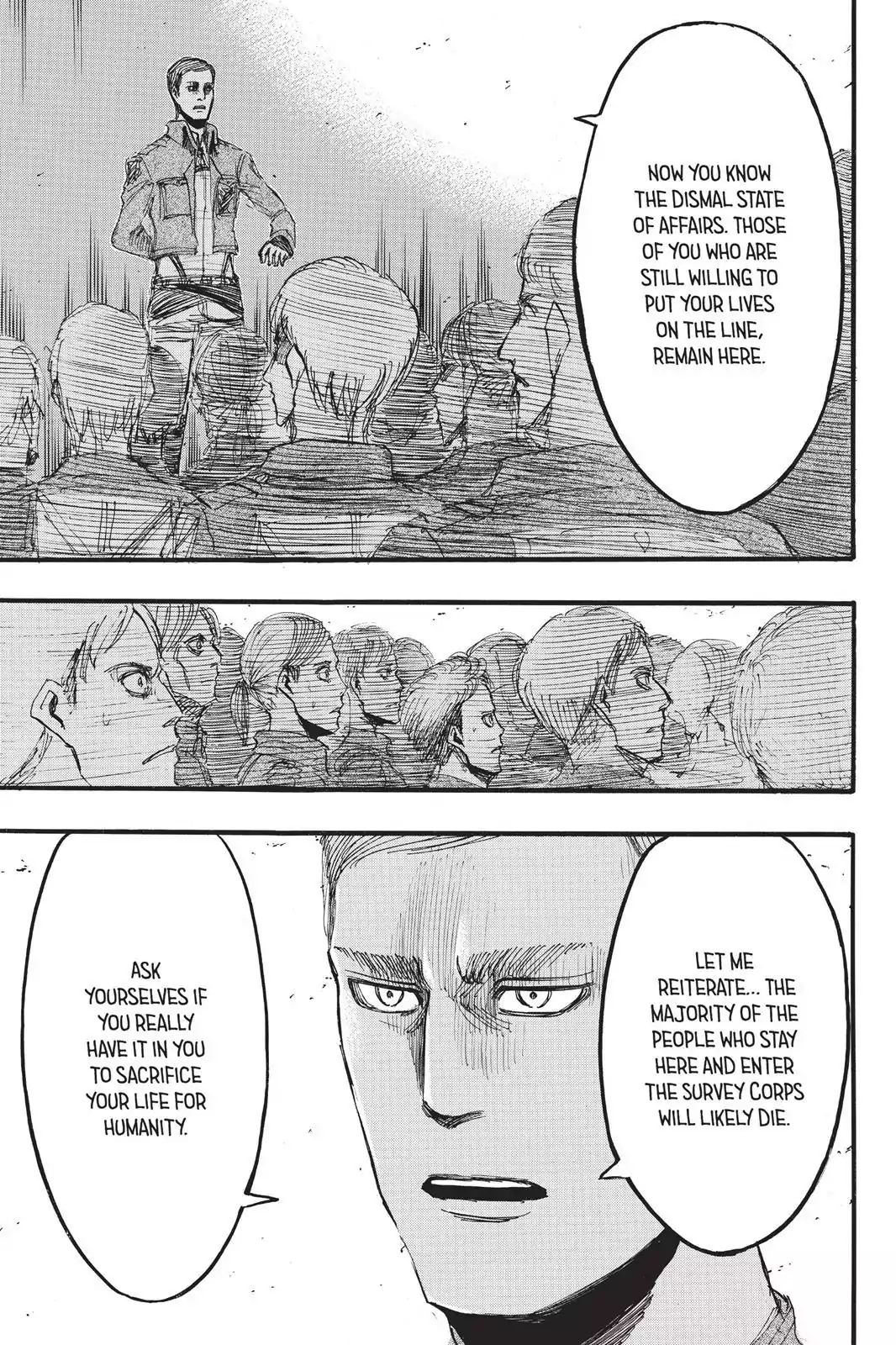 Attack on Titan Chapter 21  Online Free Manga Read Image 21