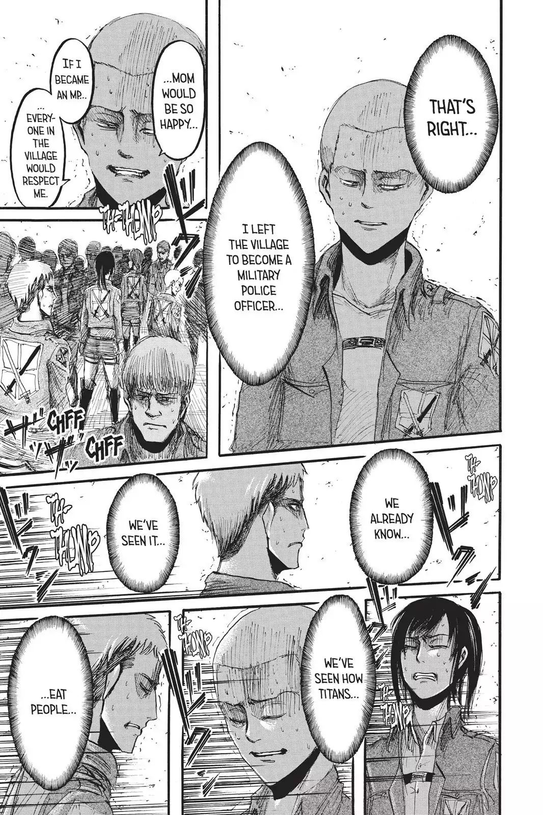 Attack on Titan Chapter 21  Online Free Manga Read Image 25