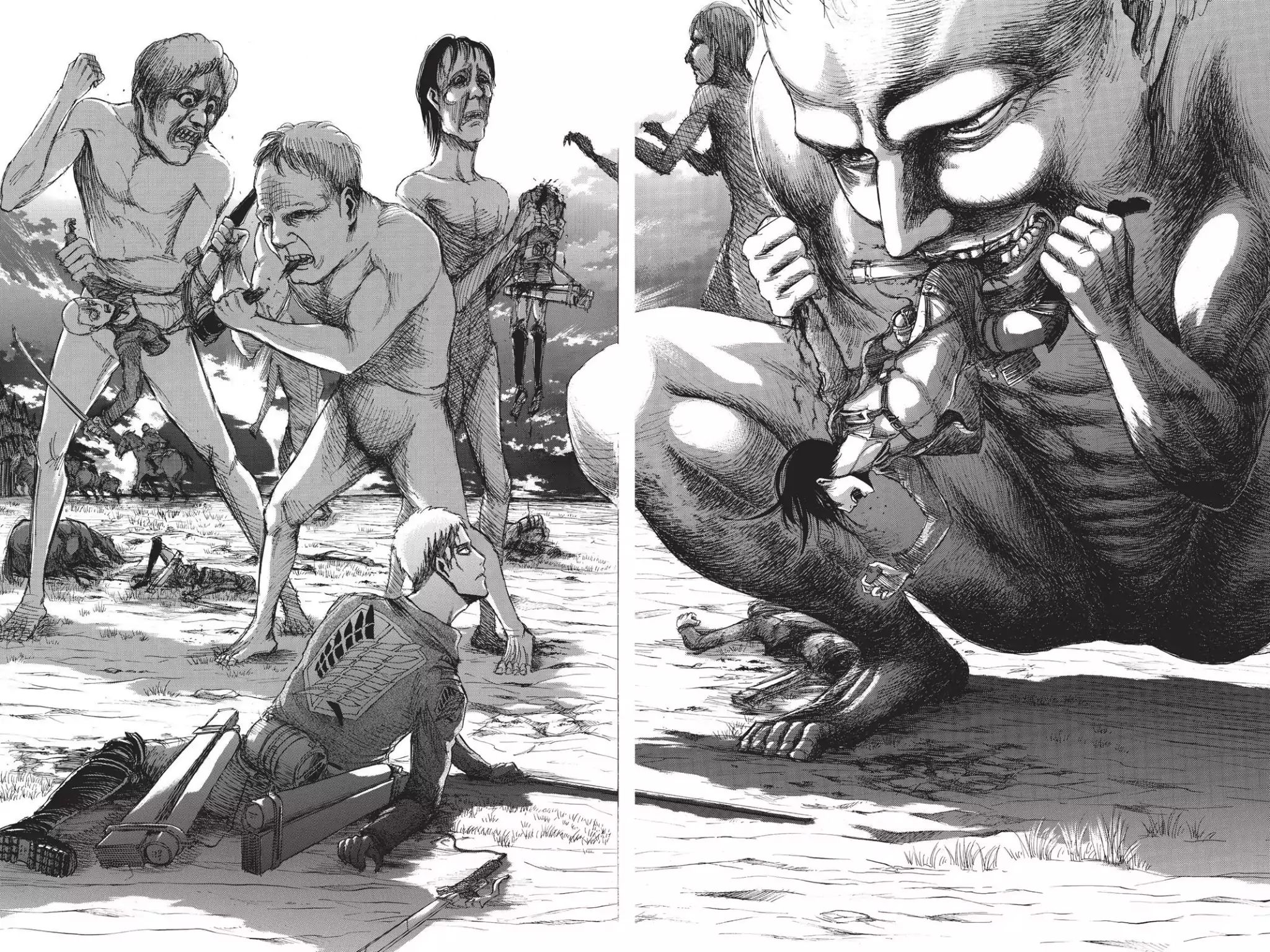 Attack on Titan Chapter 21  Online Free Manga Read Image 26
