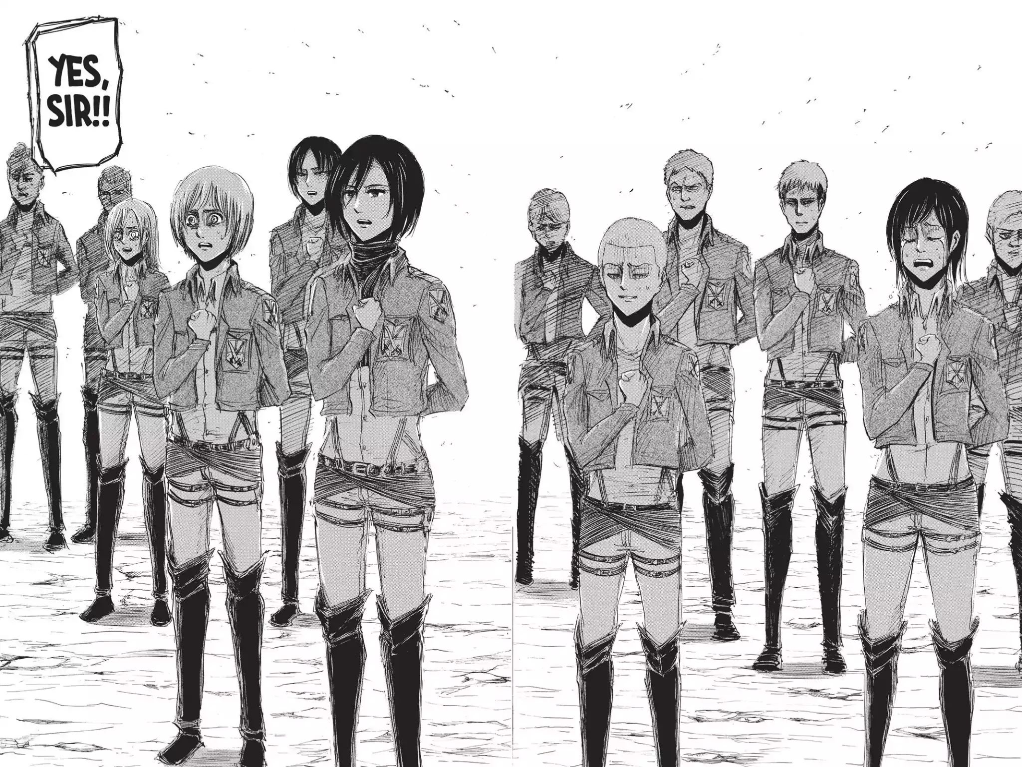 Attack on Titan Chapter 21  Online Free Manga Read Image 29