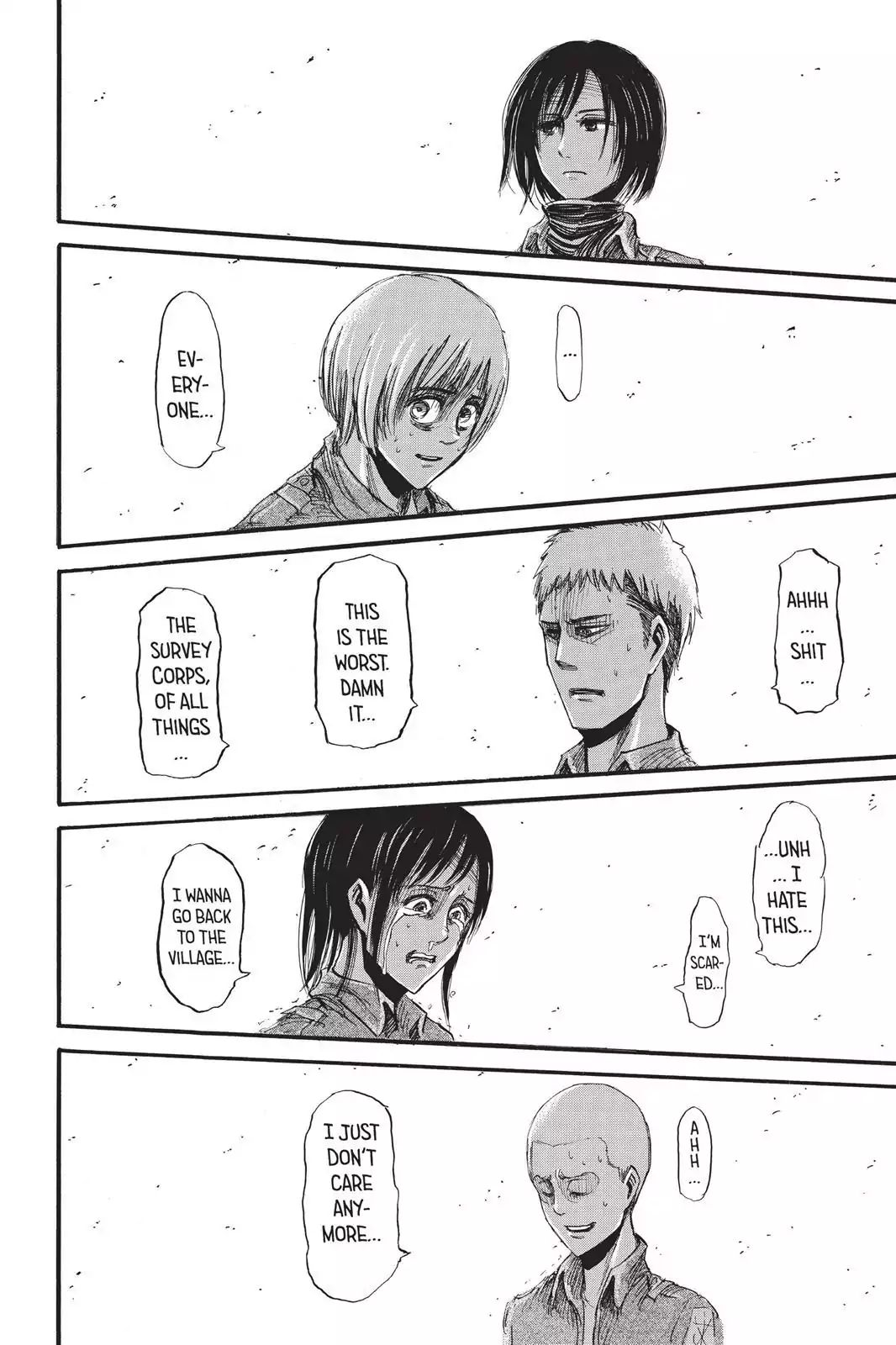 Attack on Titan Chapter 21  Online Free Manga Read Image 30