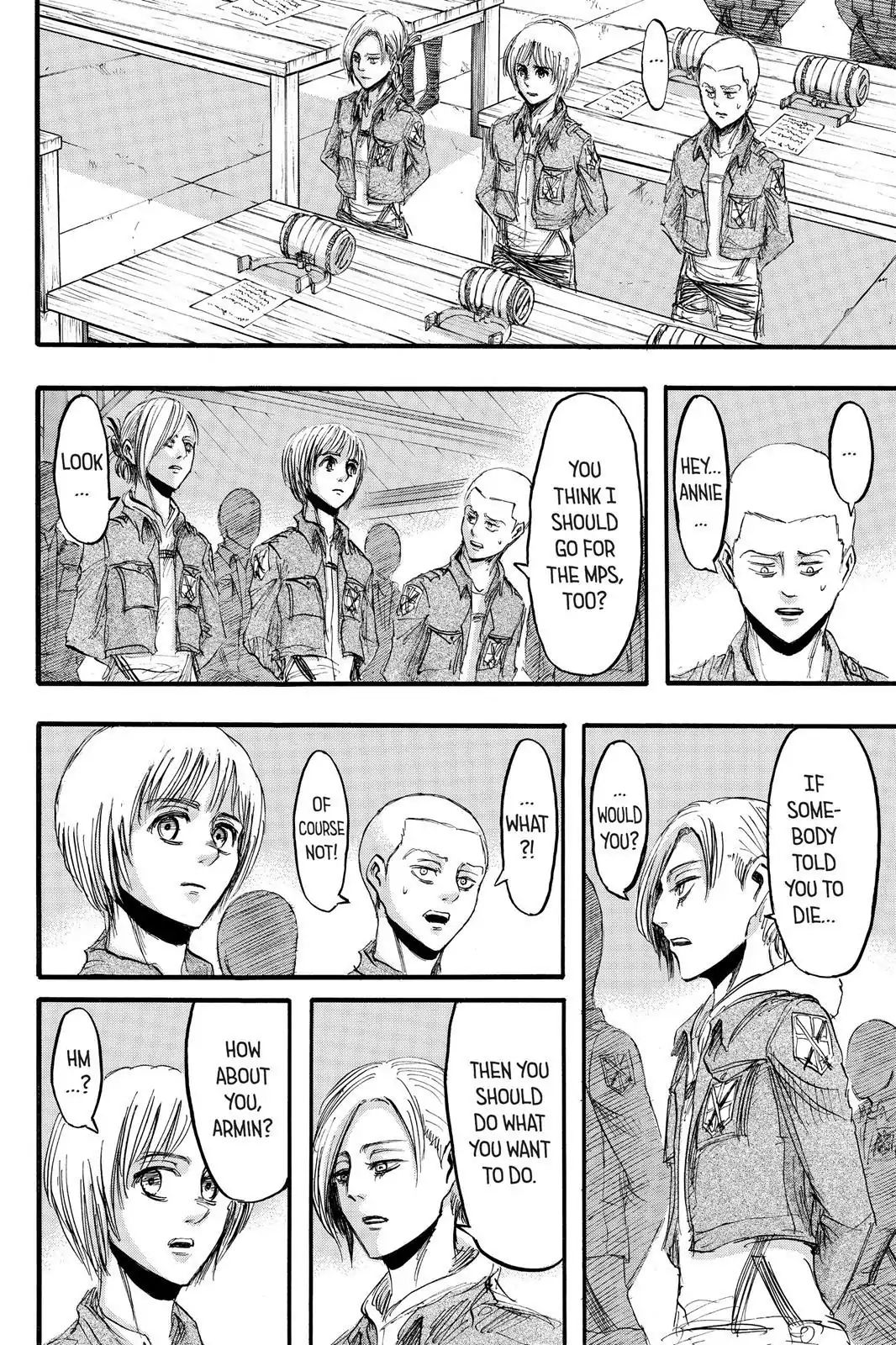 Attack on Titan Chapter 21  Online Free Manga Read Image 6