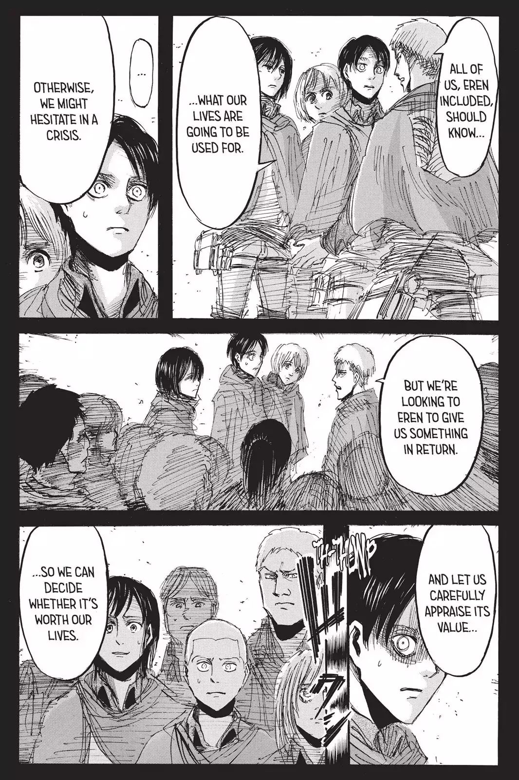 Attack on Titan Chapter 22  Online Free Manga Read Image 11