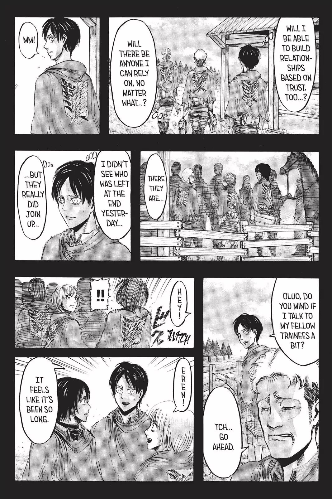 Attack on Titan Chapter 22  Online Free Manga Read Image 5