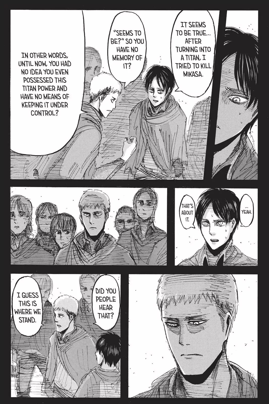 Attack on Titan Chapter 22  Online Free Manga Read Image 9