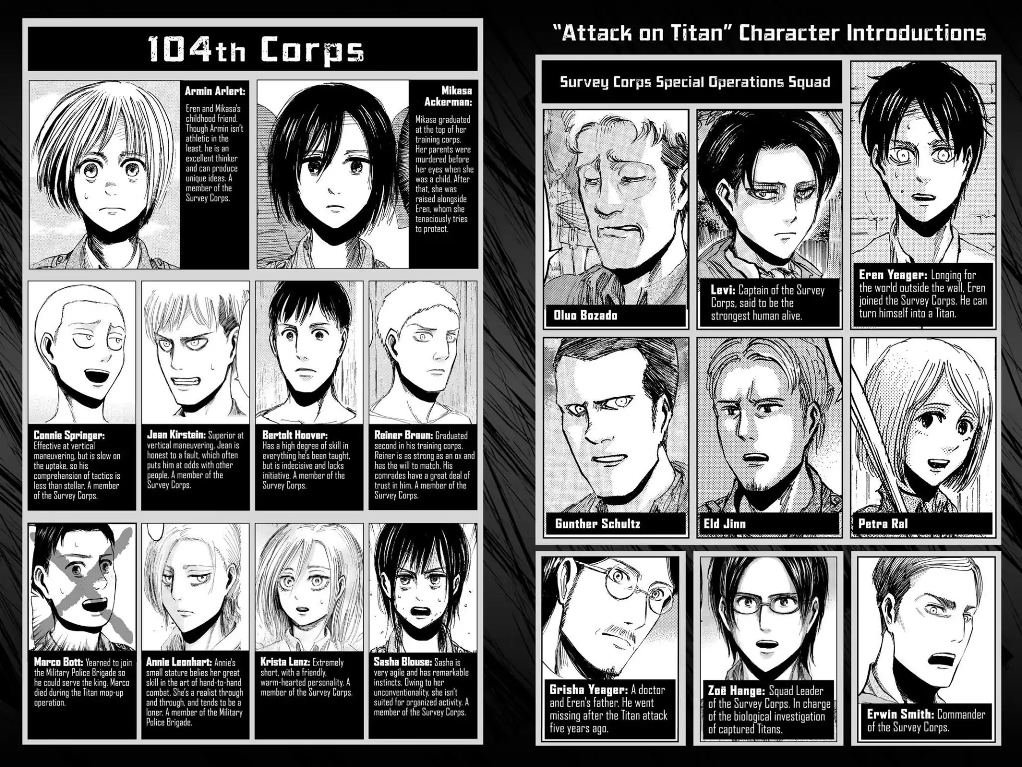 Attack on Titan Chapter 23  Online Free Manga Read Image 3