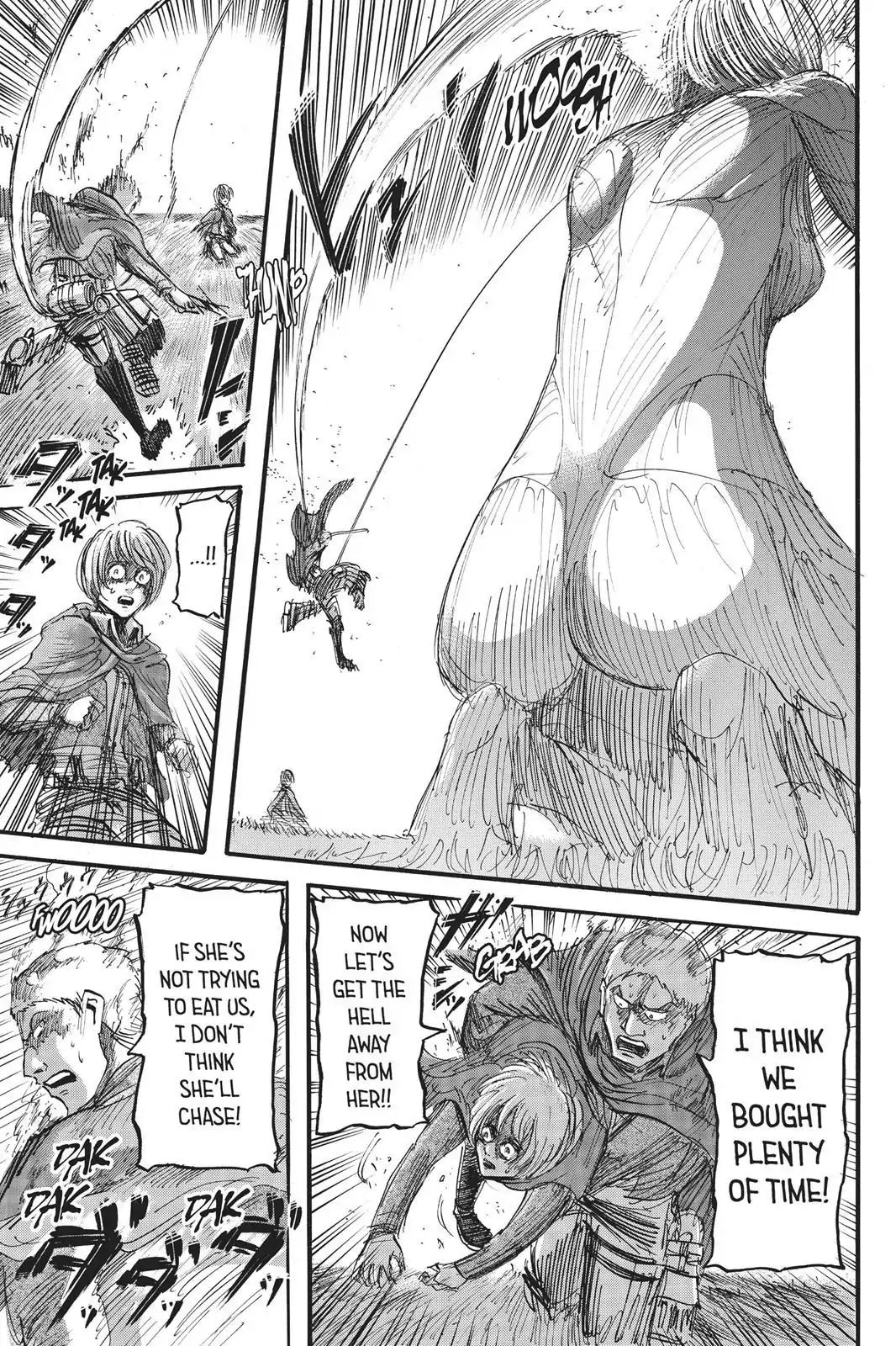 Attack on Titan Chapter 23  Online Free Manga Read Image 46