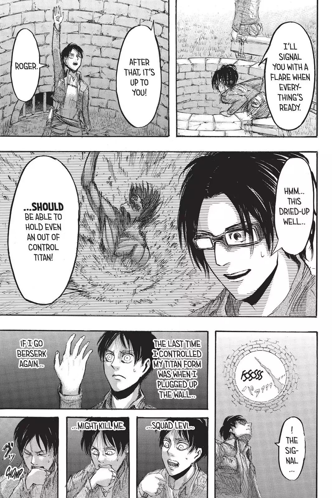 Attack on Titan Chapter 25  Online Free Manga Read Image 34