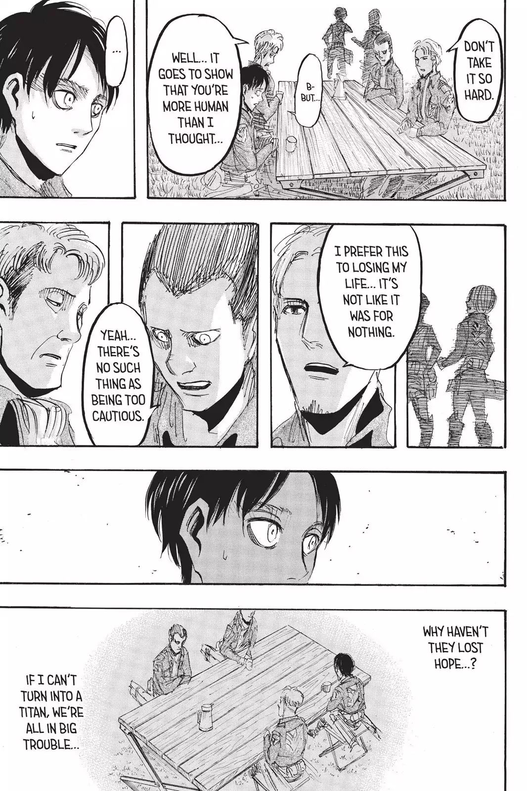 Attack on Titan Chapter 25  Online Free Manga Read Image 38
