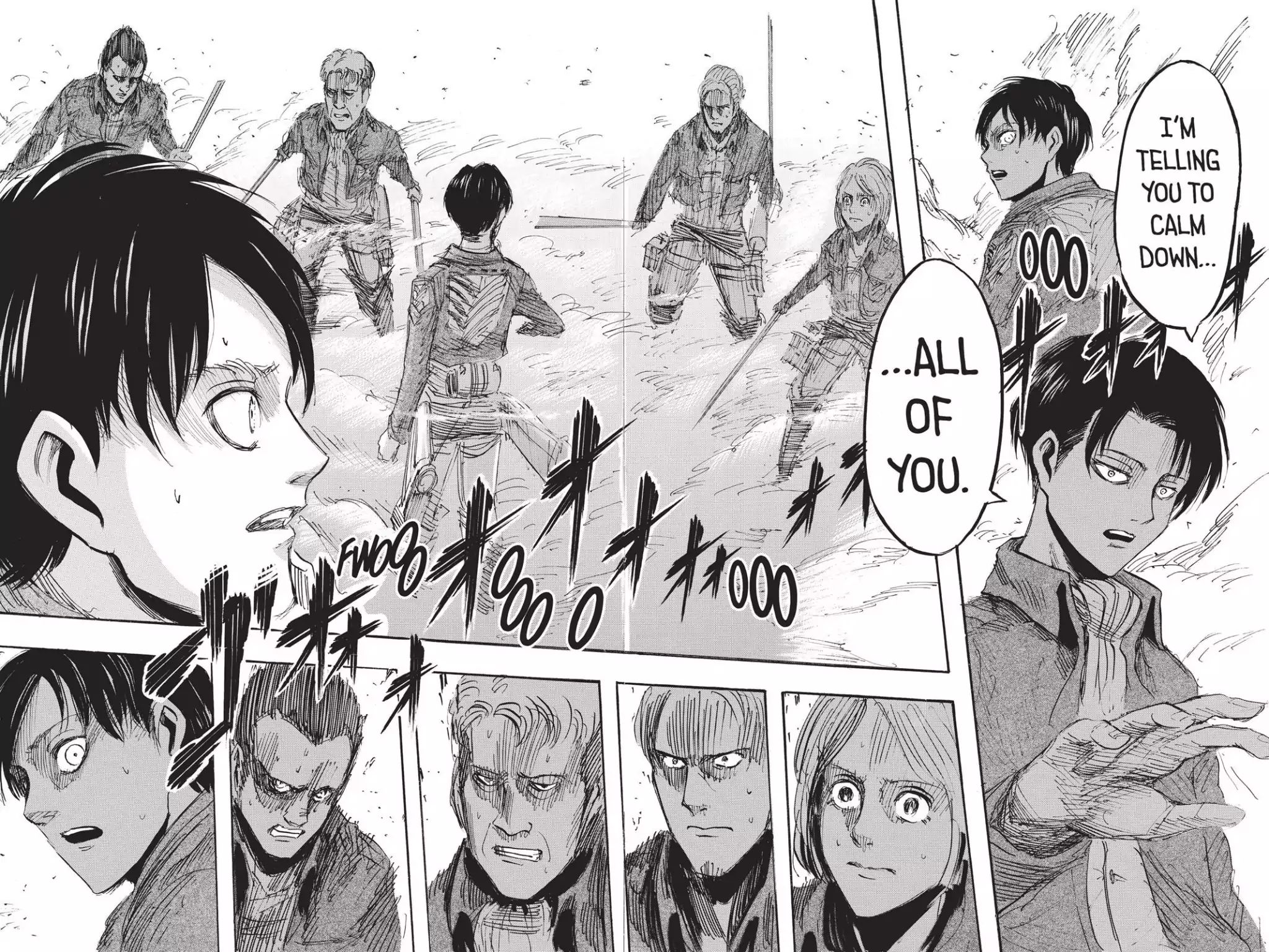 Attack on Titan Chapter 25  Online Free Manga Read Image 43