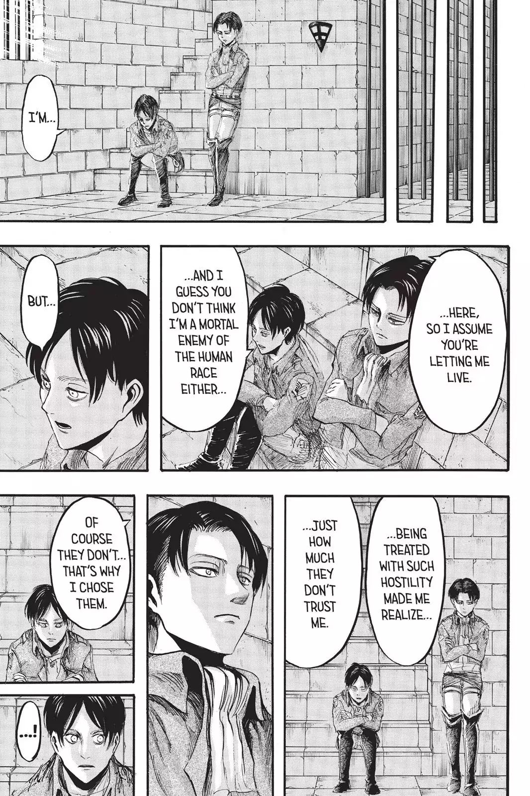 Attack on Titan Chapter 26  Online Free Manga Read Image 11