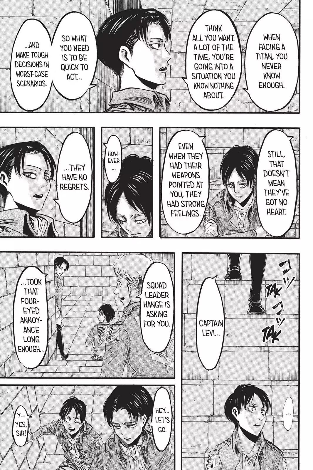 Attack on Titan Chapter 26  Online Free Manga Read Image 13