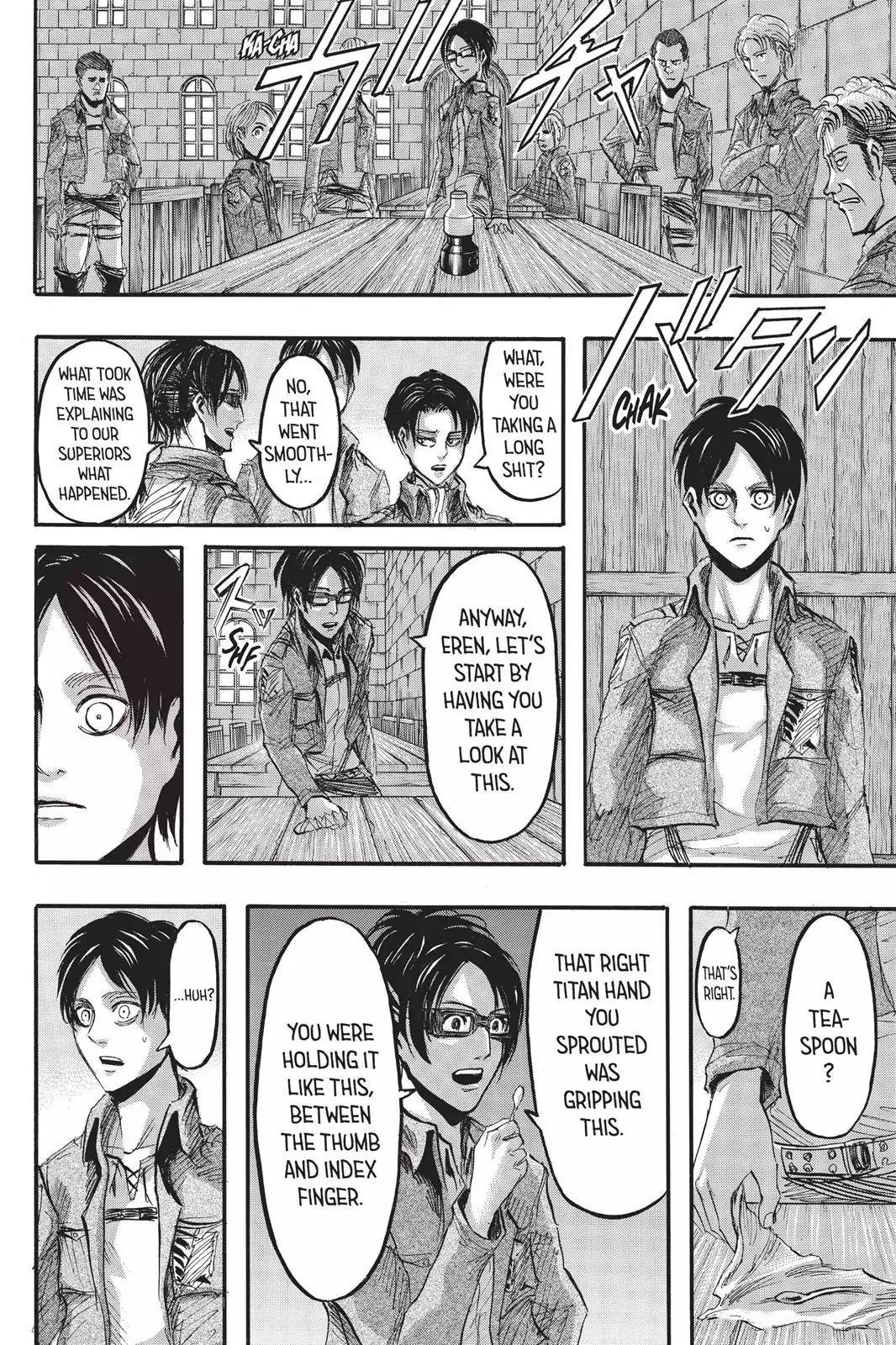 Attack on Titan Chapter 26  Online Free Manga Read Image 14