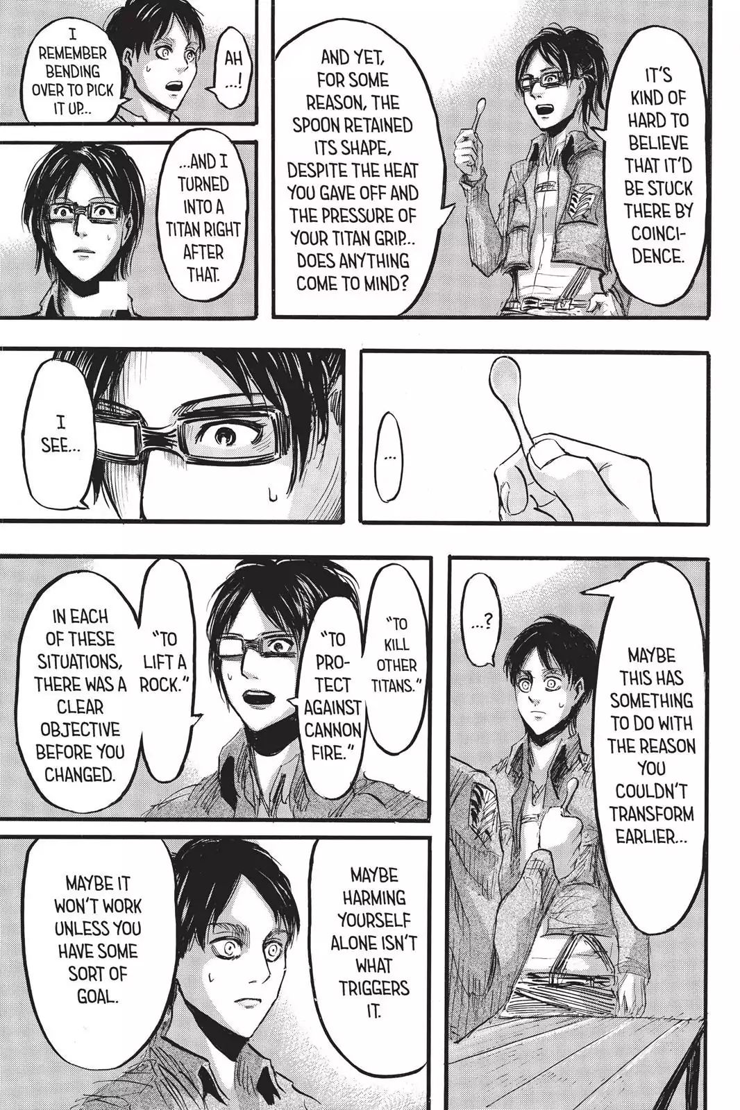 Attack on Titan Chapter 26  Online Free Manga Read Image 15