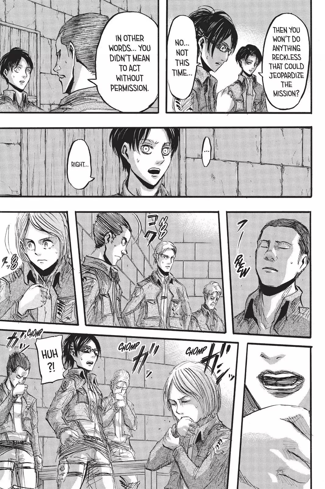 Attack on Titan Chapter 26  Online Free Manga Read Image 17